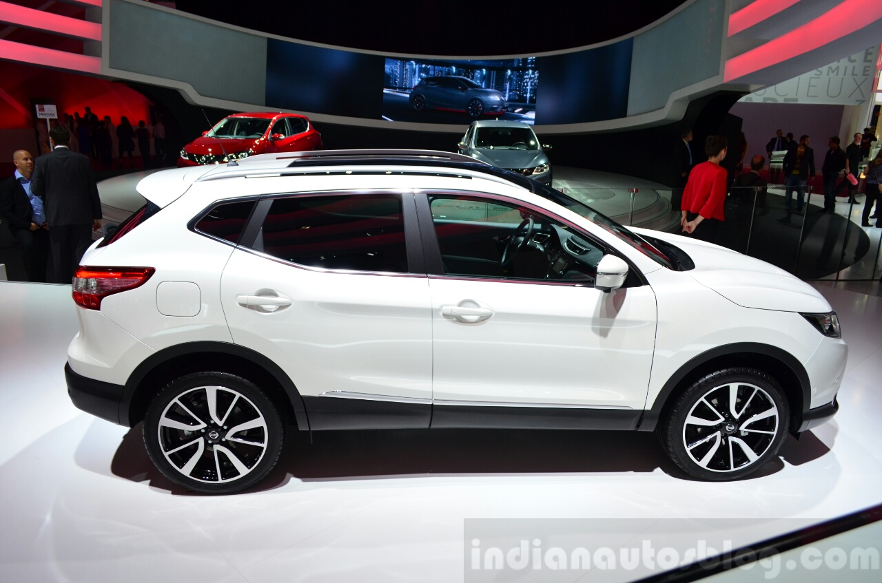 nissan qashqai pictures #14