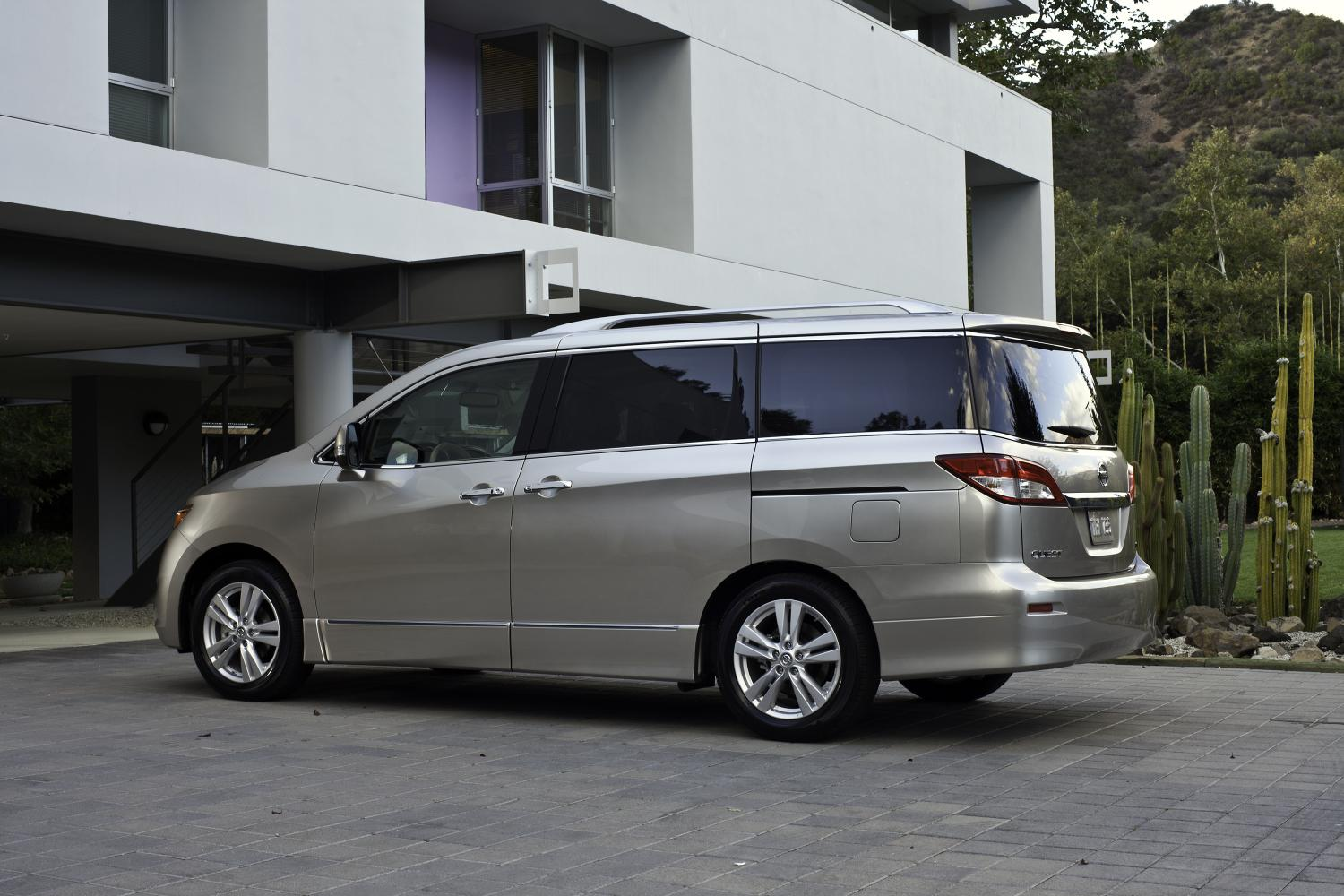 nissan quest pictures #15