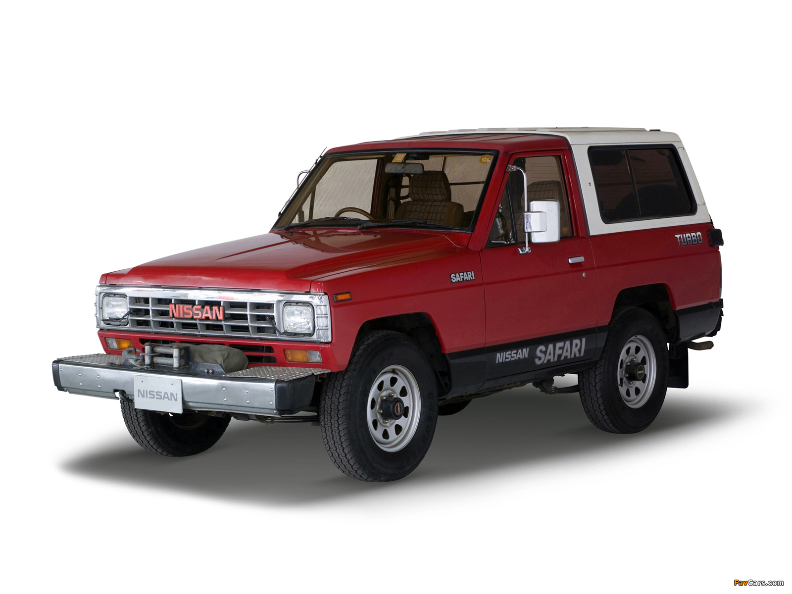 Nissan Safari   pictures, information and specs - Auto-Database.com