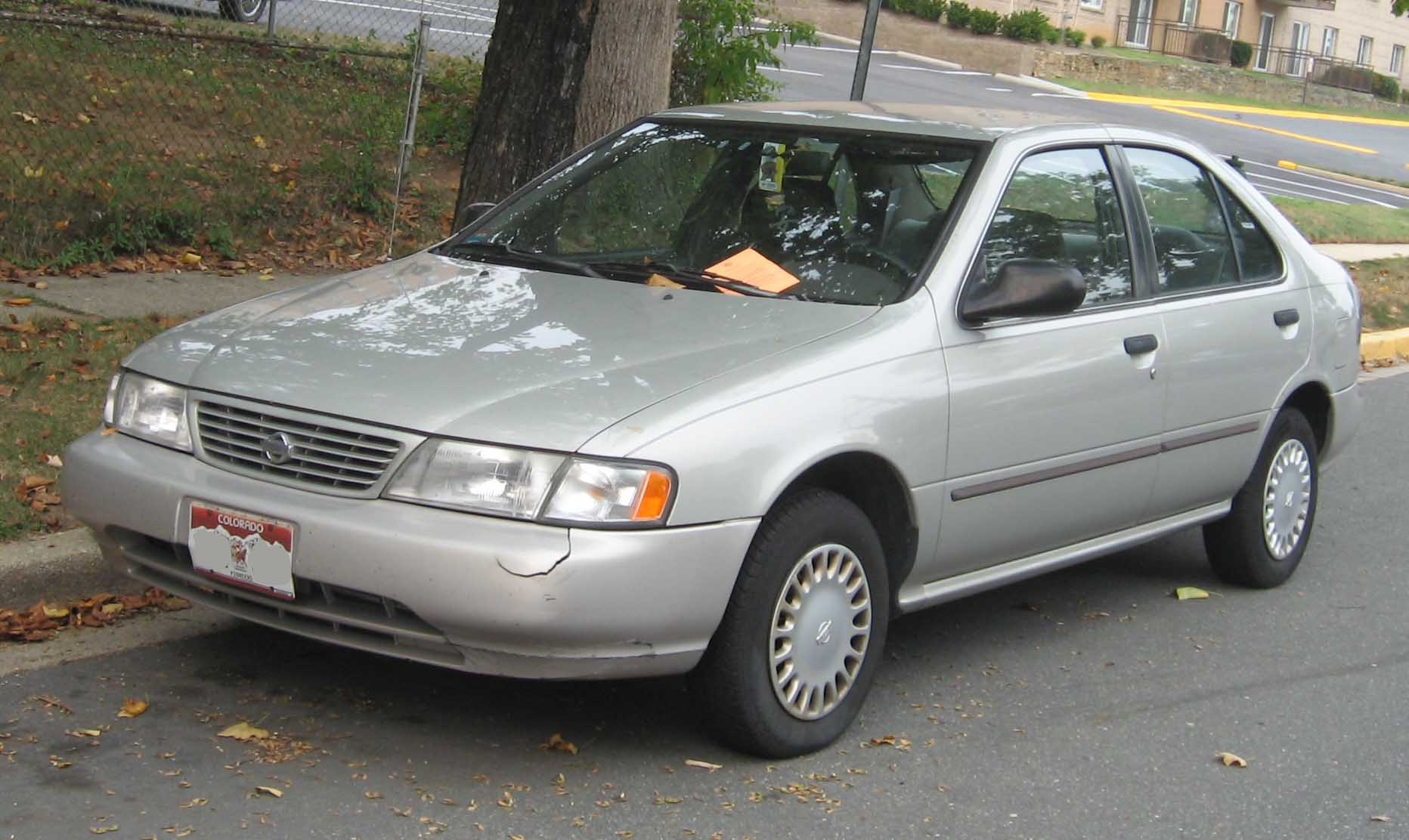 1996 Nissan Sentra B14 Pictures Information And Specs Auto B15 Wiring Diagram Pics 3