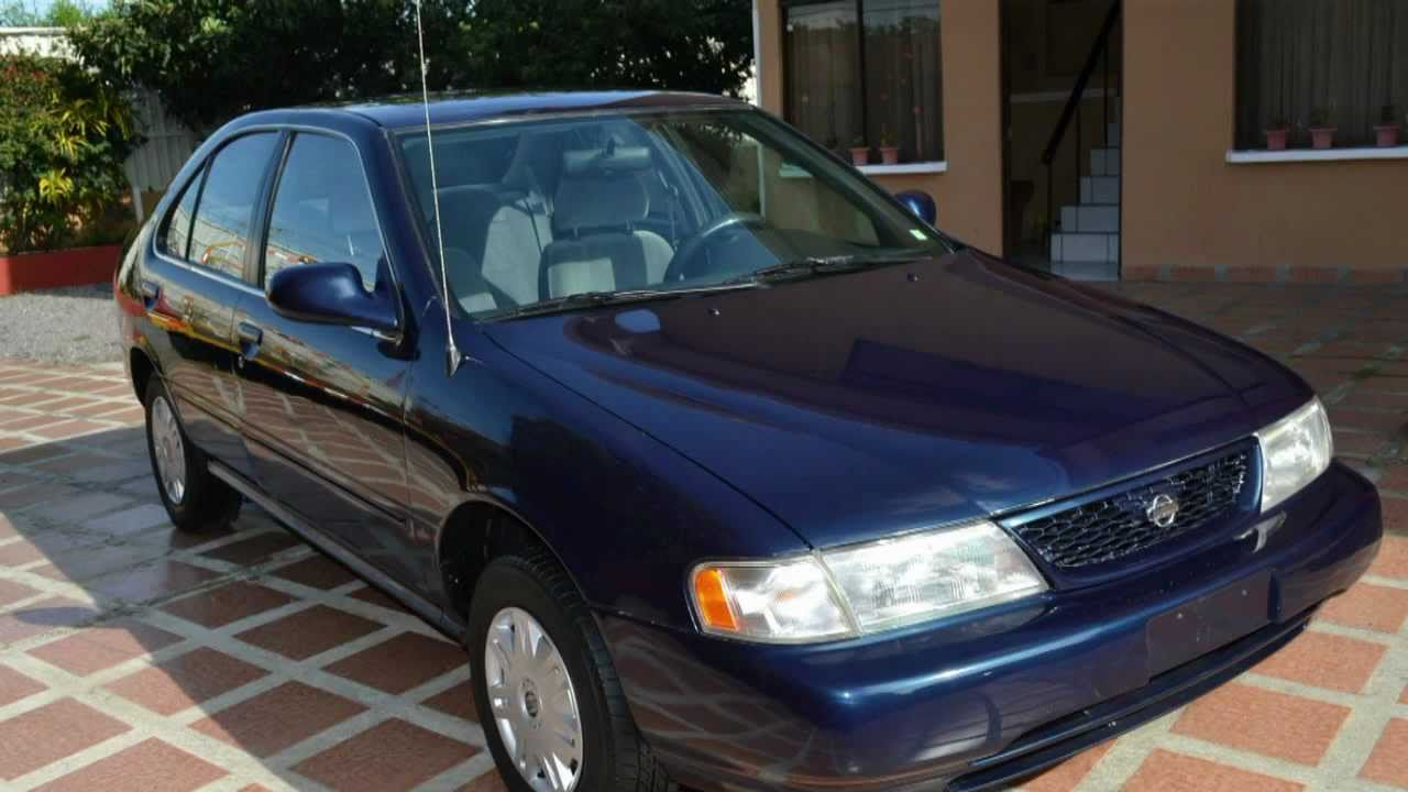 1997 Nissan Sentra (b14) – pictures, information and specs ...