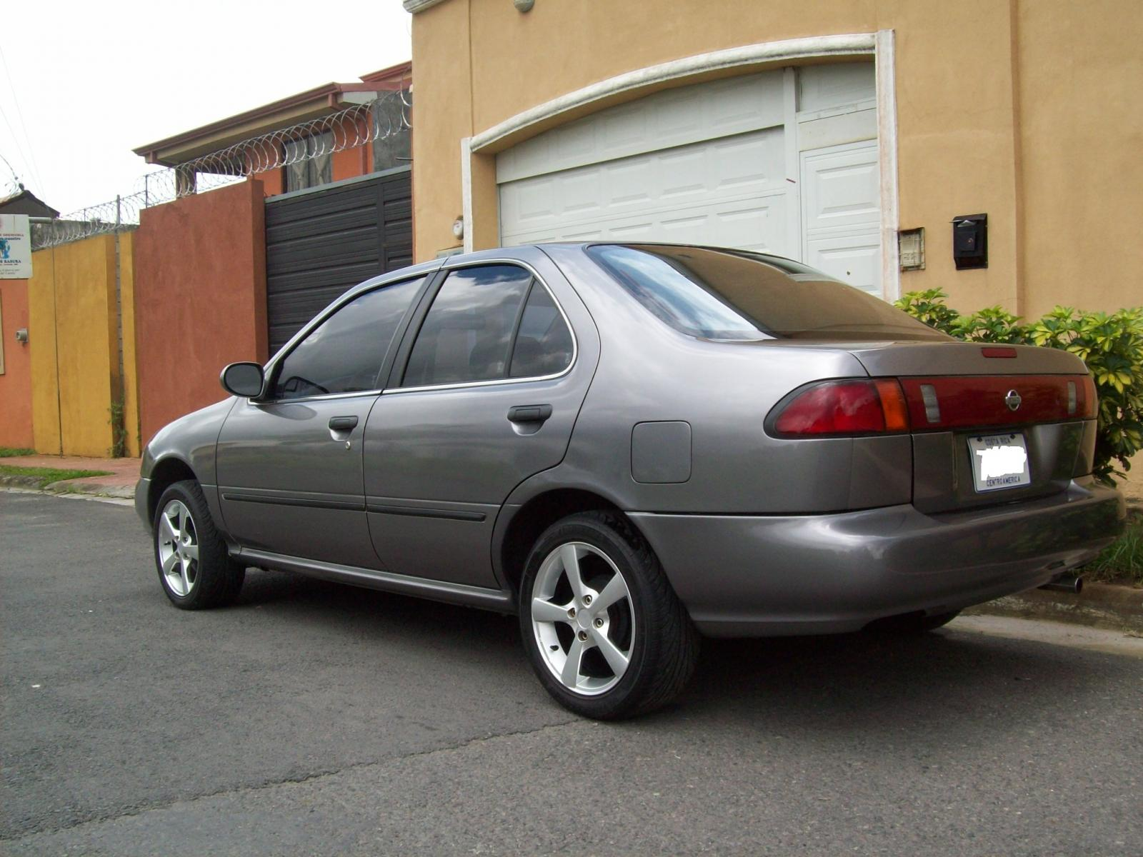 1998 Nissan Sentra B14 Pictures Information And Specs
