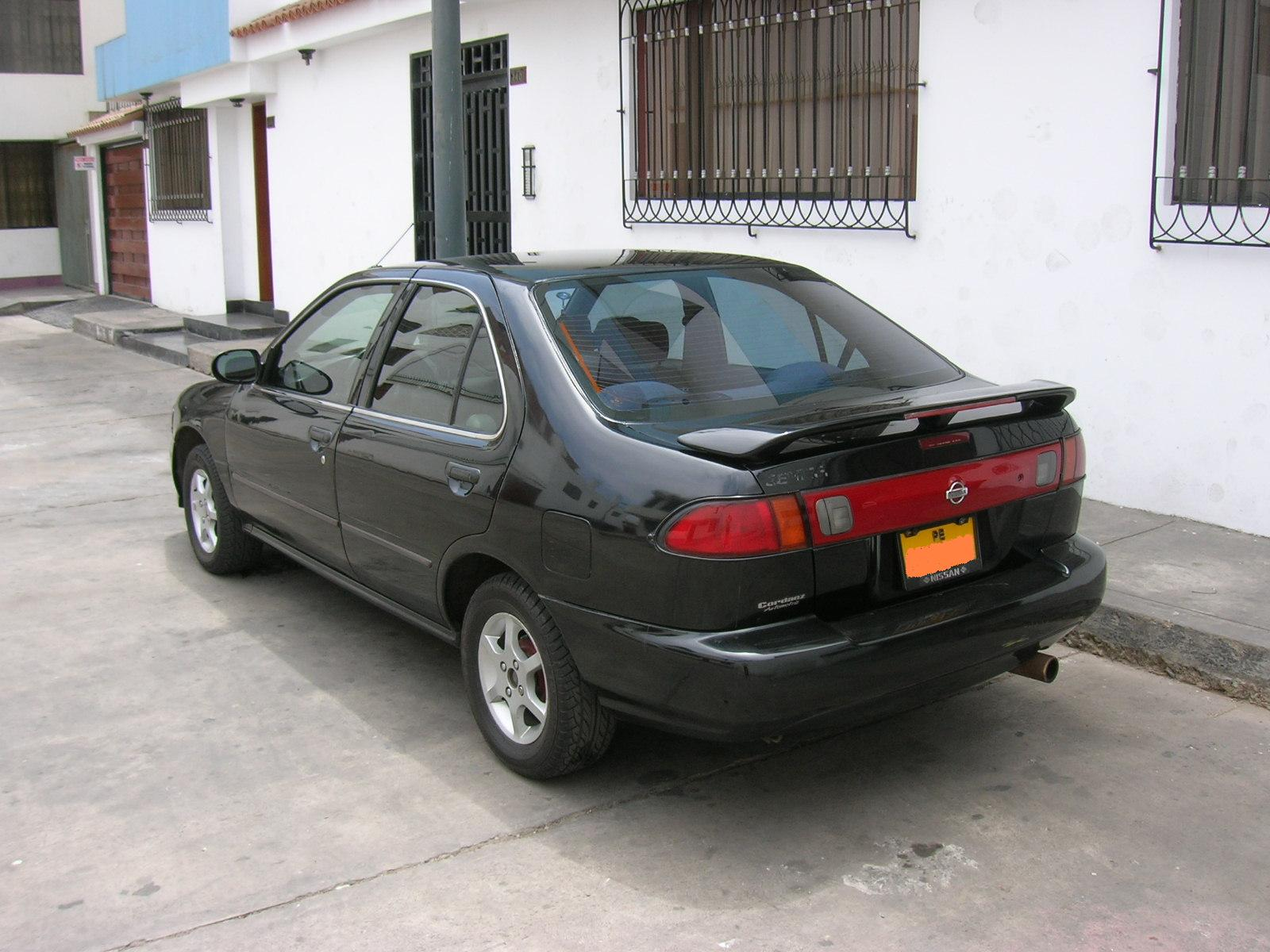 1998 nissan sentra b14 pictures information and specs auto. Black Bedroom Furniture Sets. Home Design Ideas