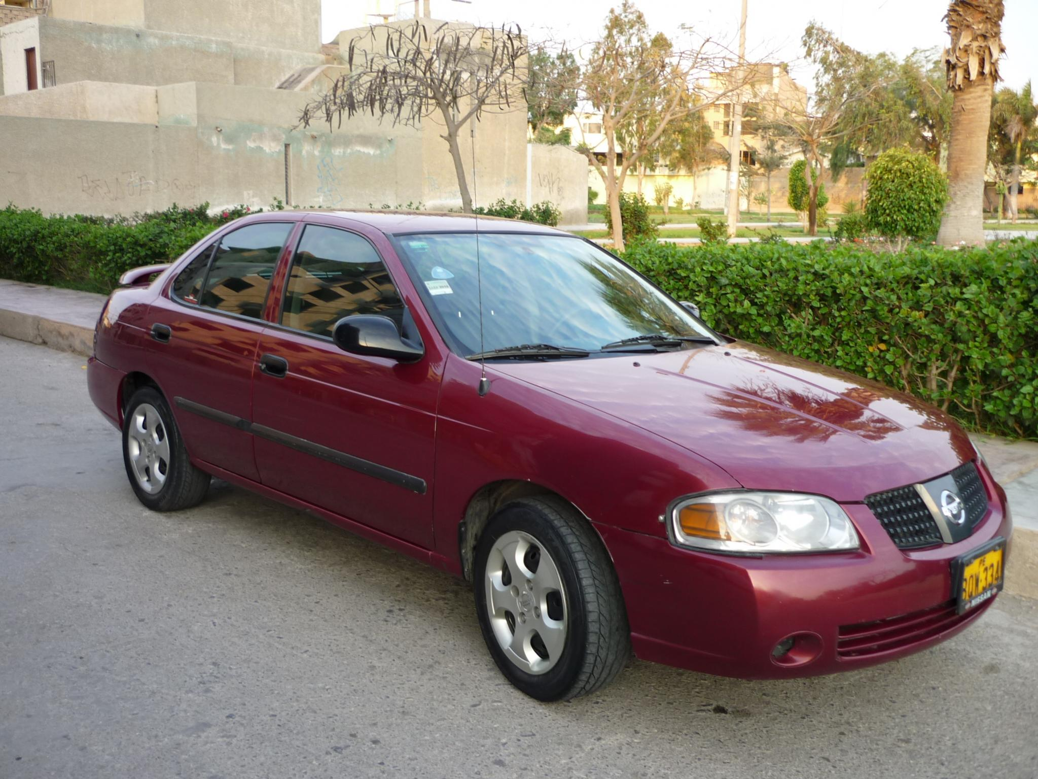 2004 nissan sentra b15 pictures information and specs auto. Black Bedroom Furniture Sets. Home Design Ideas