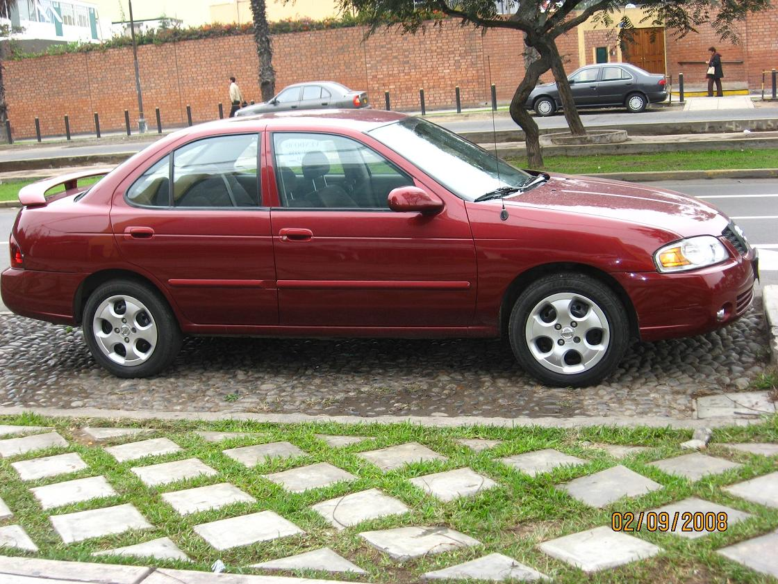 2005 Nissan Sentra (b15) – pictures, information and specs ...