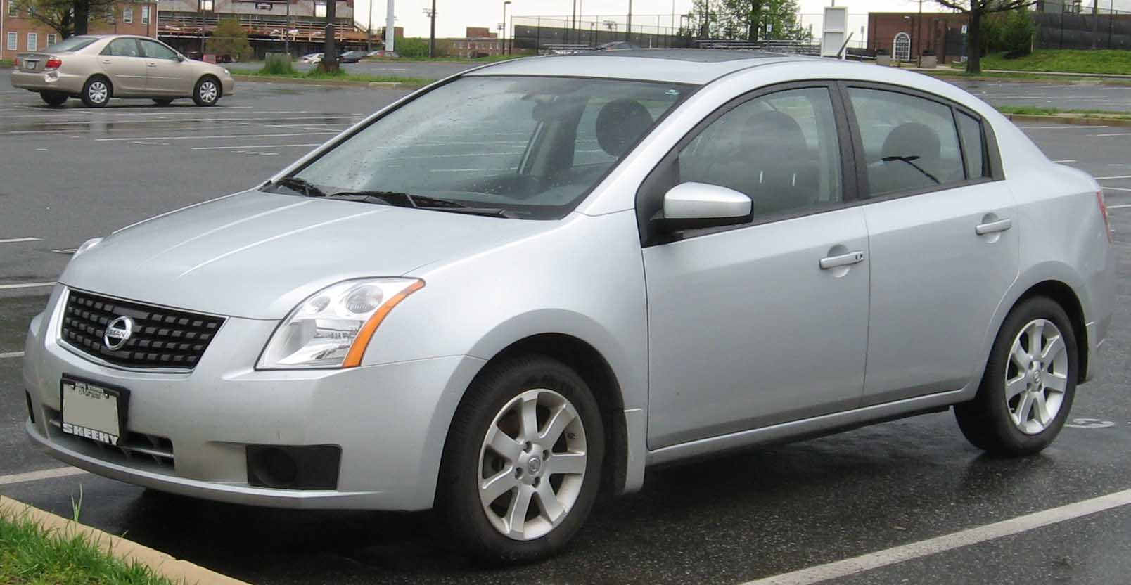 nissan sentra pictures #3
