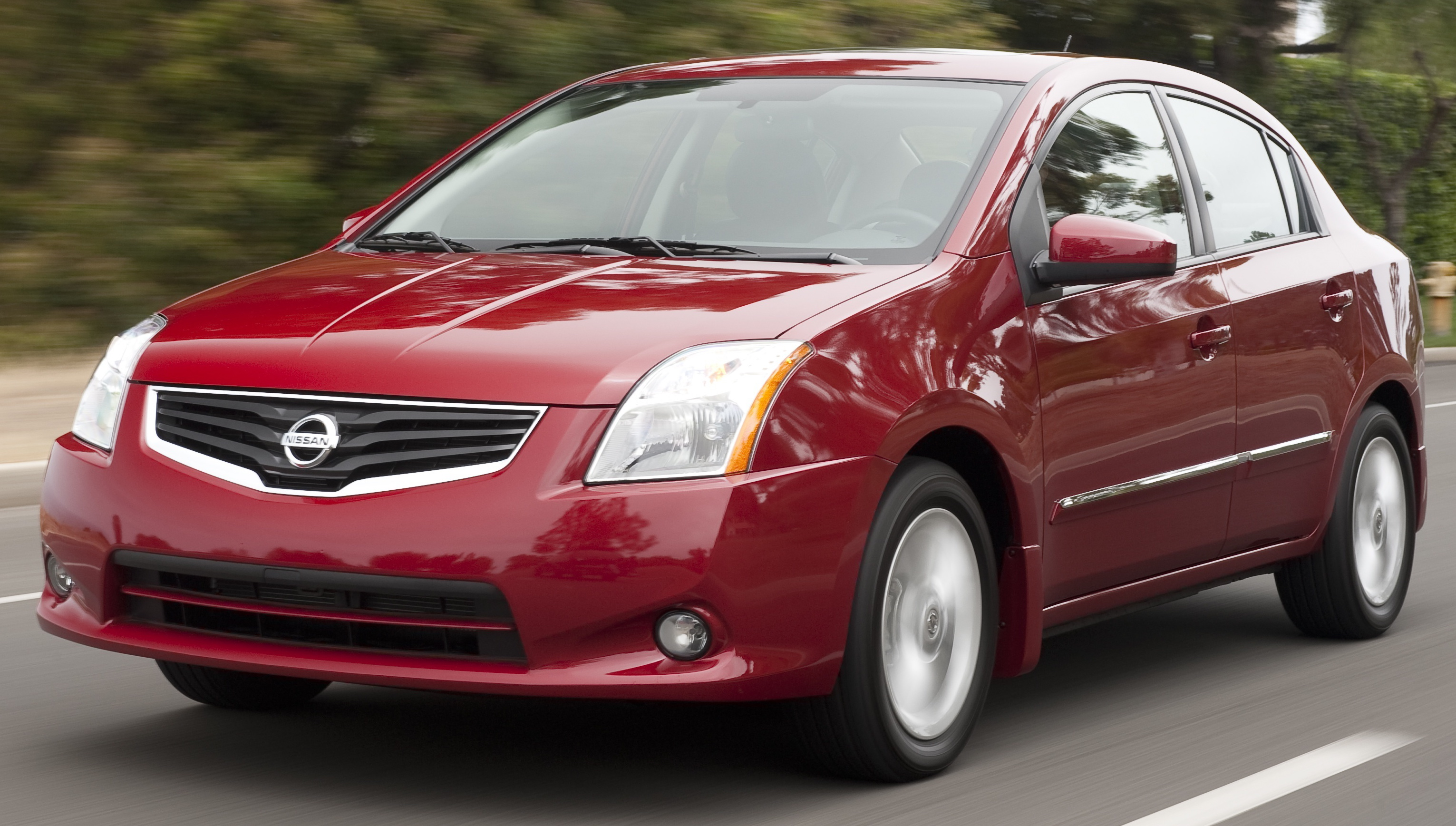 2011 Nissan Sentra (vi) – pictures, information and specs - Auto ...