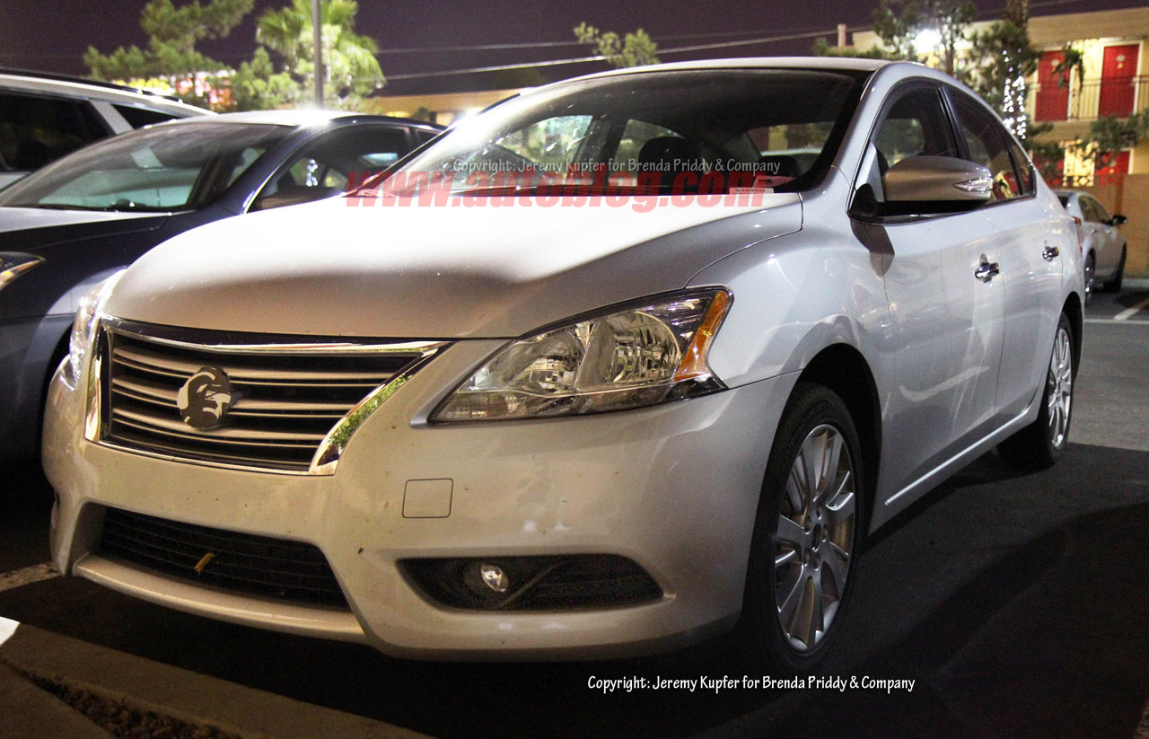 2014 nissan sentra vi pictures information and specs auto. Black Bedroom Furniture Sets. Home Design Ideas