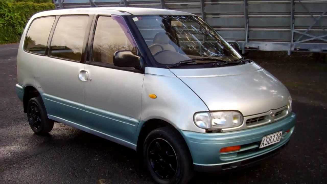 1994 nissan serena c23m pictures information and specs auto. Black Bedroom Furniture Sets. Home Design Ideas