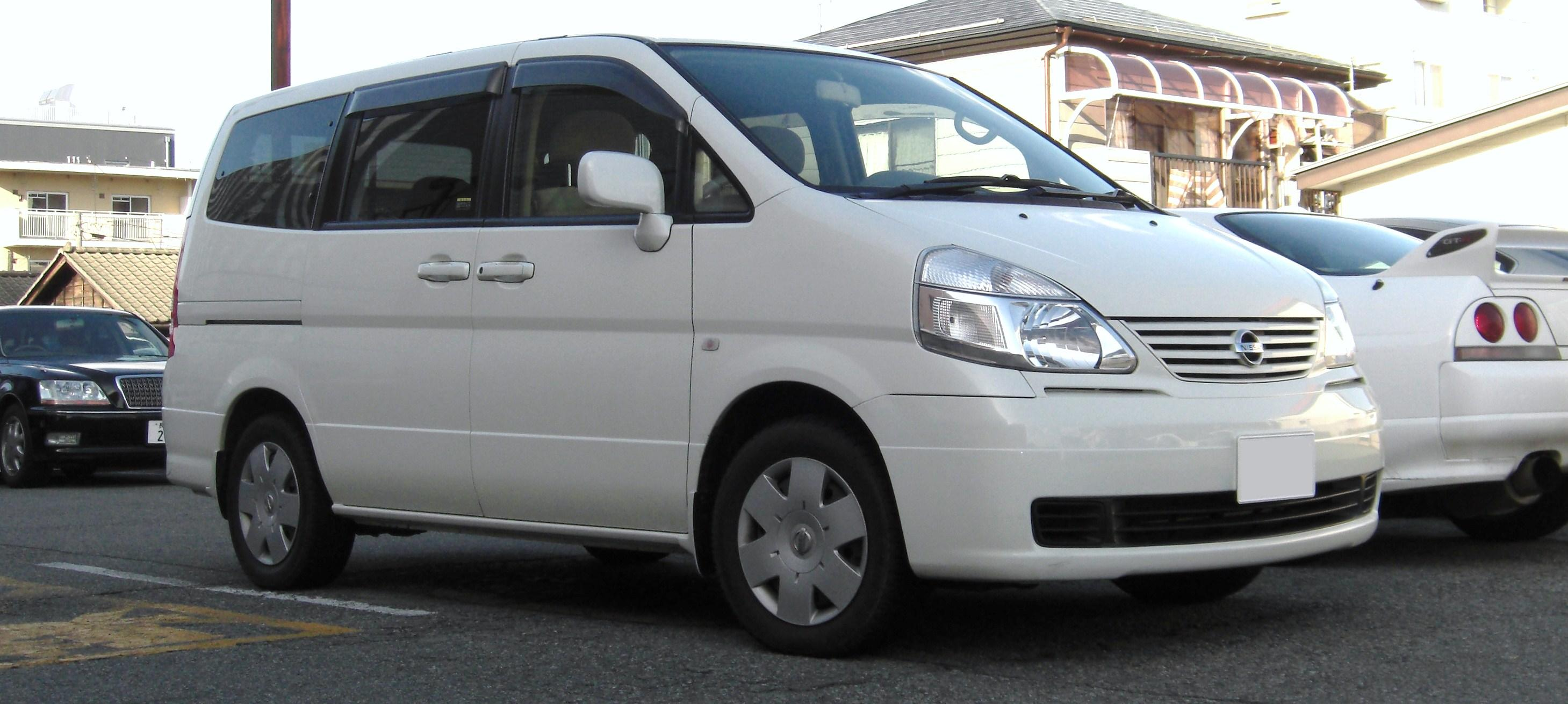 Nissan Altima Wiki >> 2001 Nissan Serena (c24) – pictures, information and specs ...