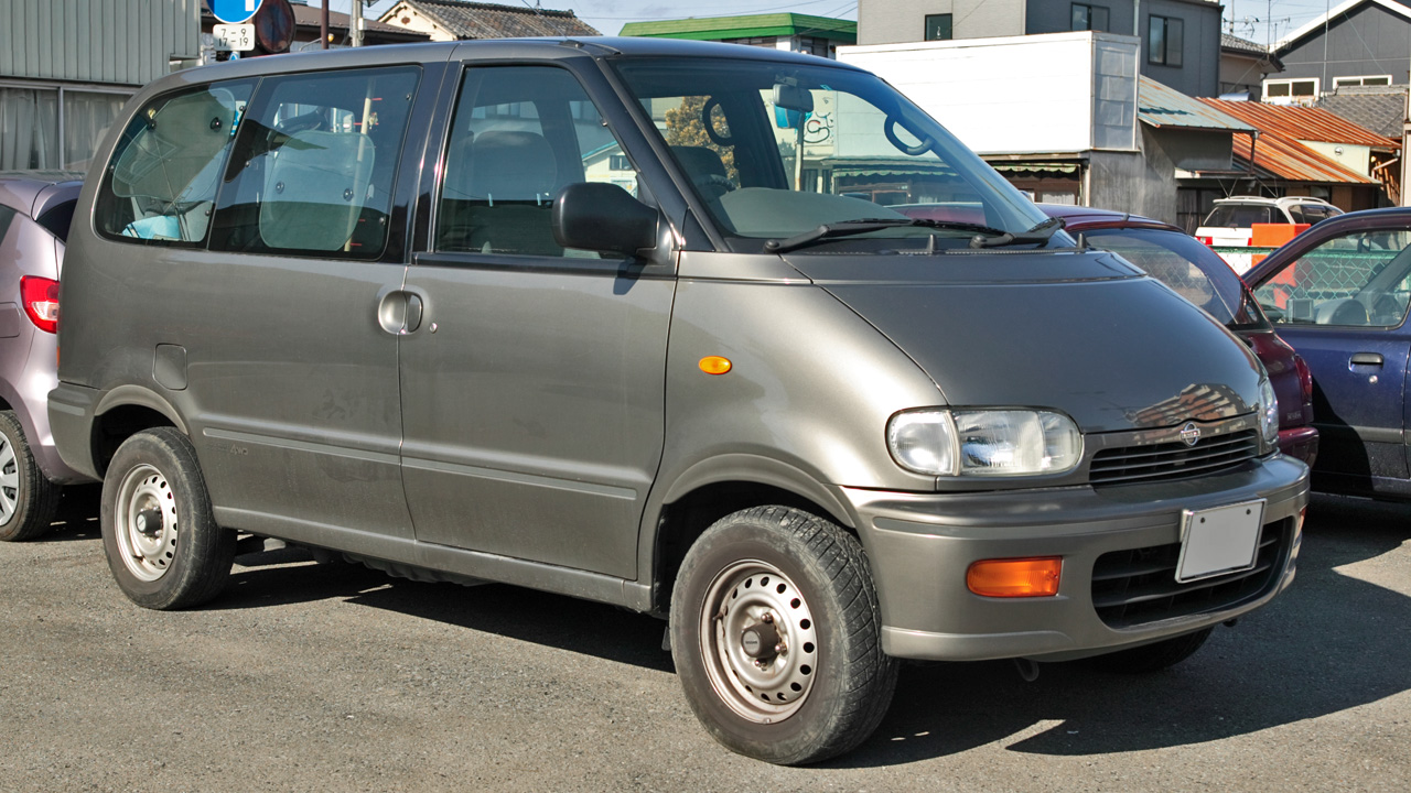 2001 Nissan Serena C24 Pictures Information And Specs