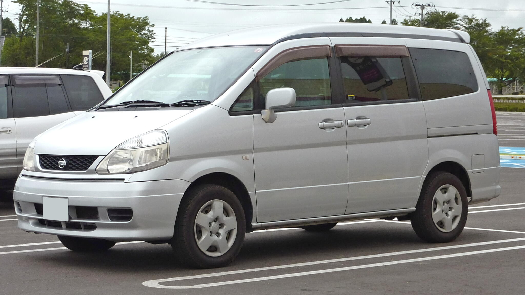 2004 Nissan Serena (c24) – pictures, information and specs ...
