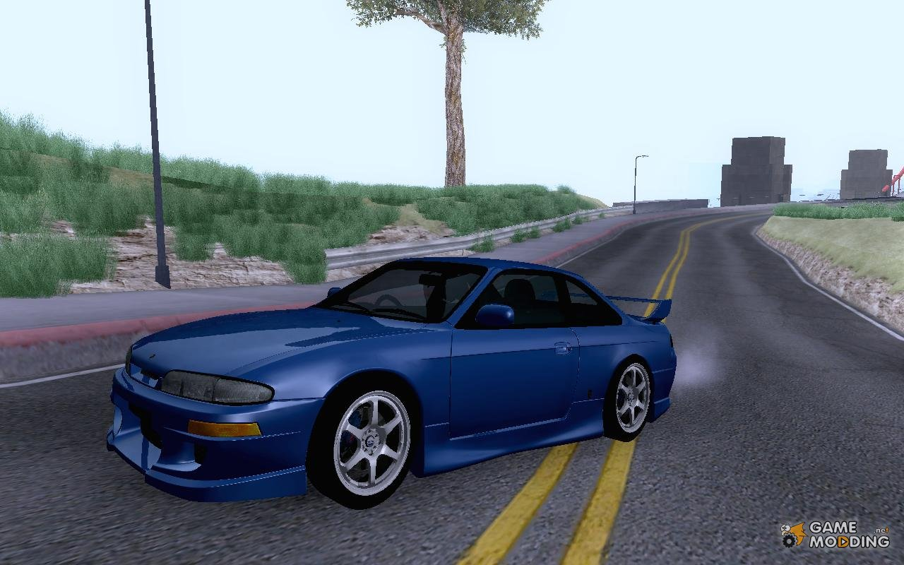 nissan silvia (s14) 1994 pictures #14