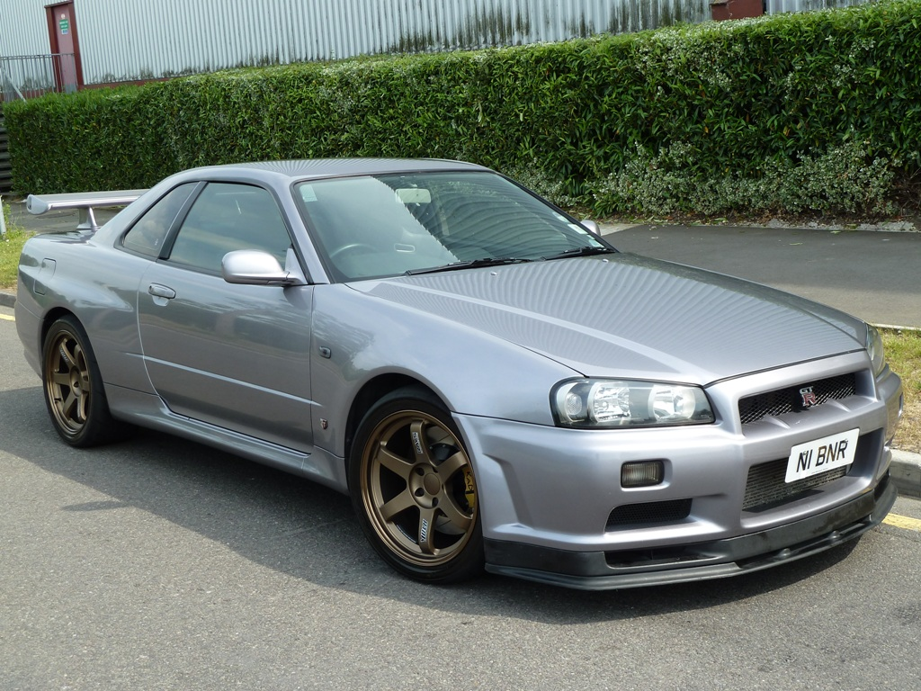 1998 nissan skyline gt r x r34 pictures information and specs auto. Black Bedroom Furniture Sets. Home Design Ideas