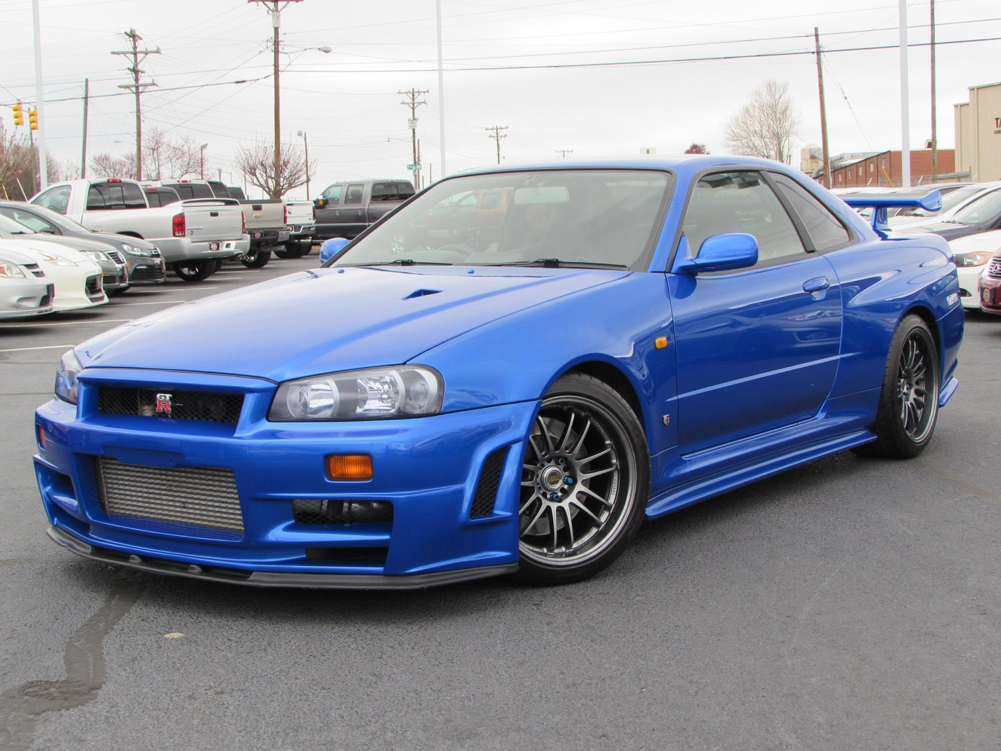 1999 nissan skyline gt r x r34 pictures information and specs auto. Black Bedroom Furniture Sets. Home Design Ideas