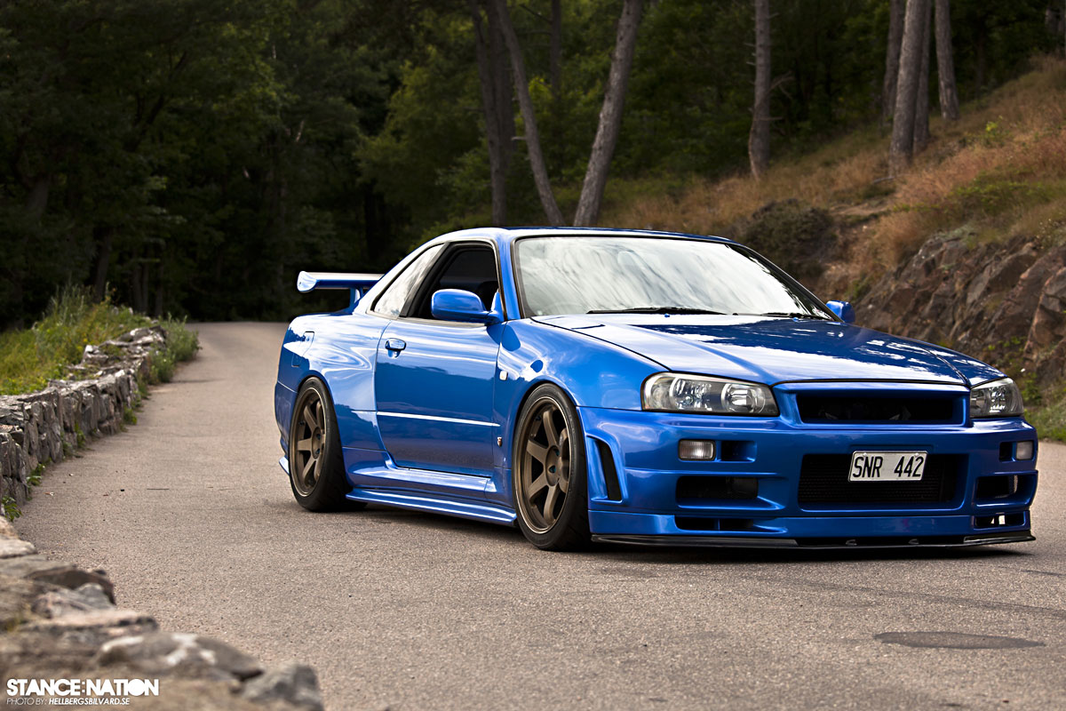 1999 Nissan Skyline Gt R X R34 Pictures Information And Specs