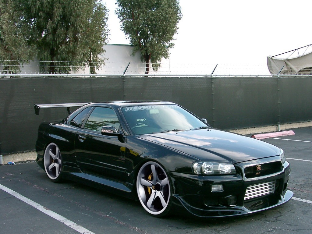 nissan skyline pictures #14