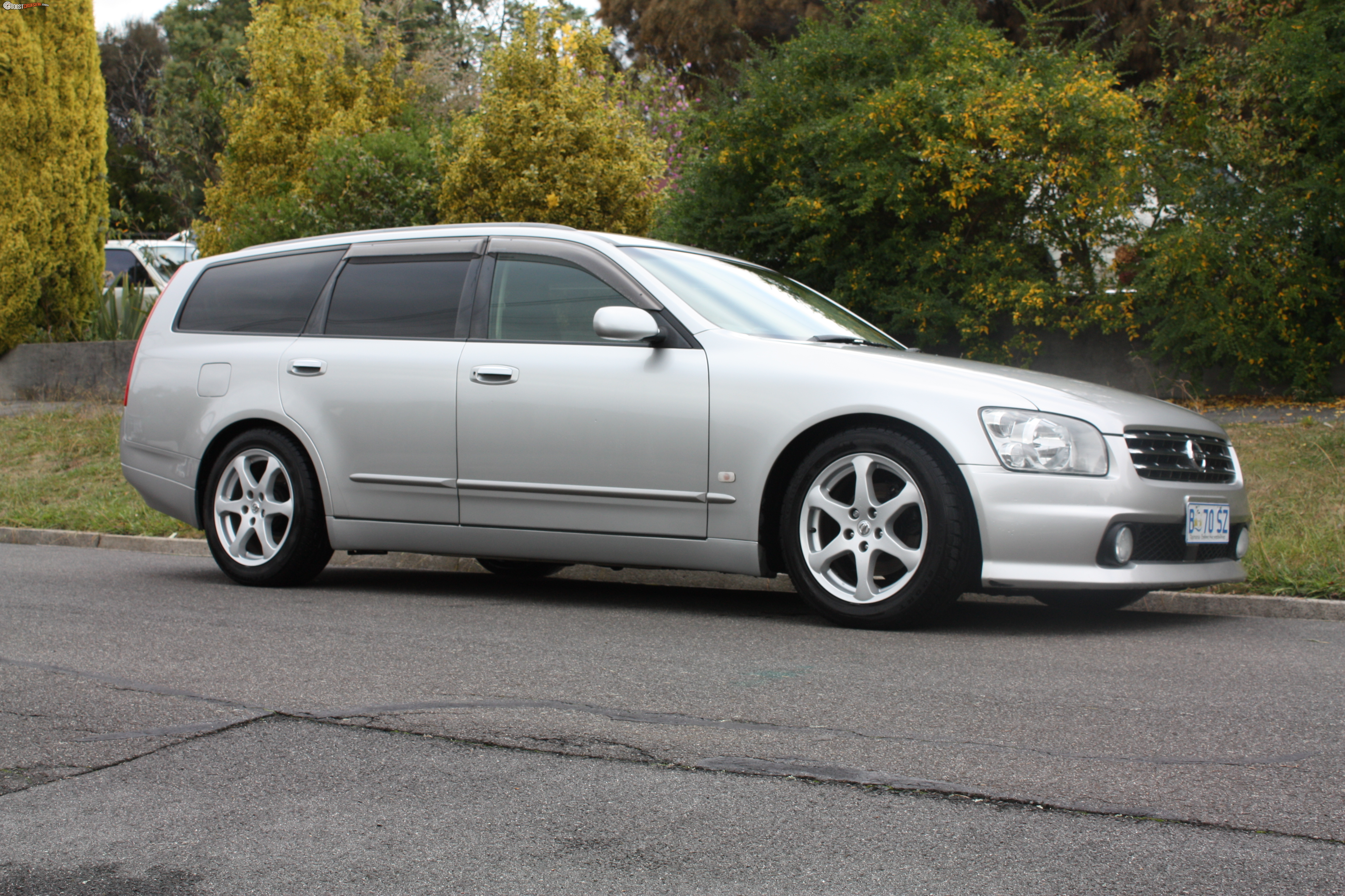 2002 Nissan Stagea Ii M35 Pictures Information And