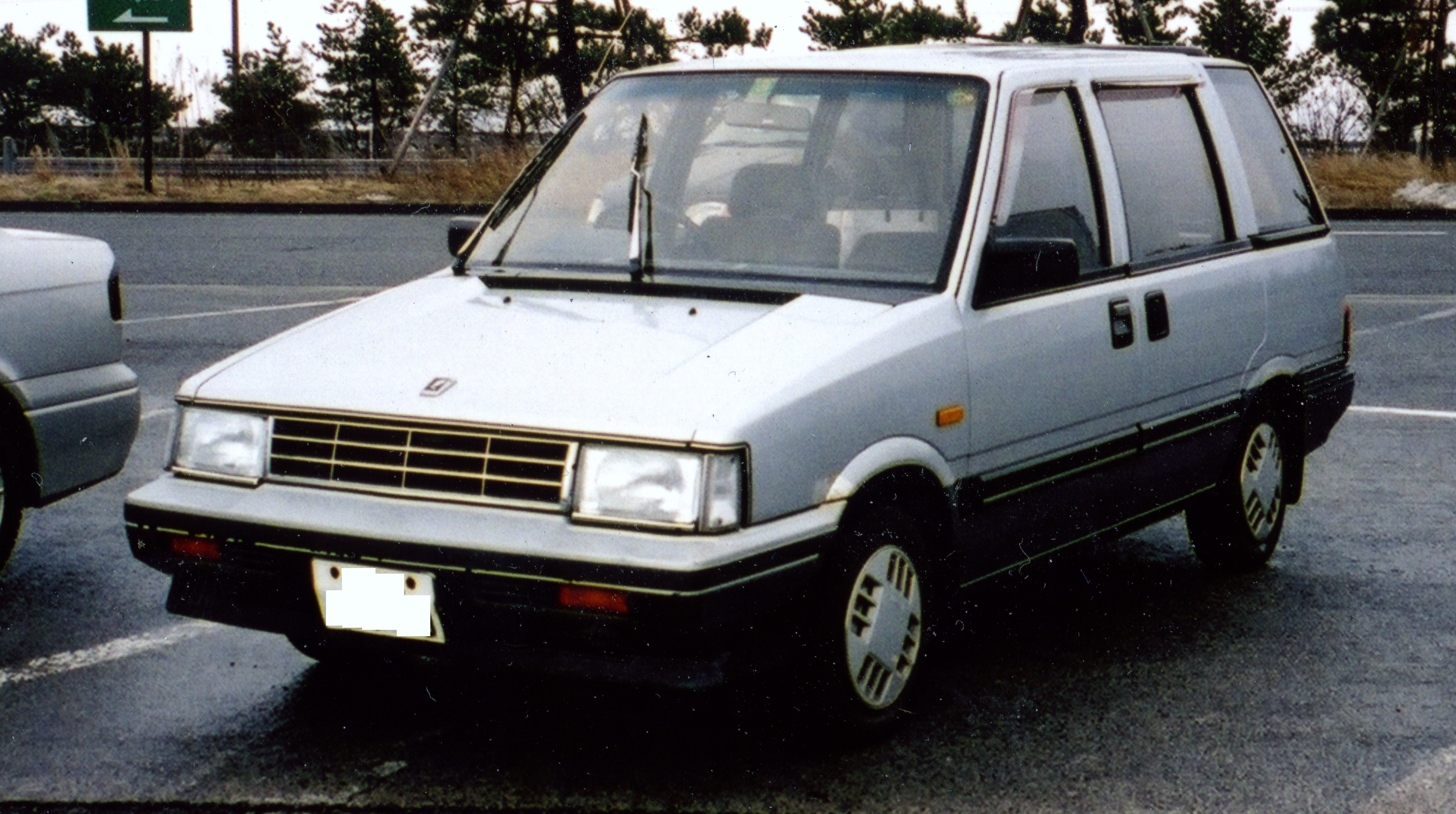nissan stanza wallpaper #13