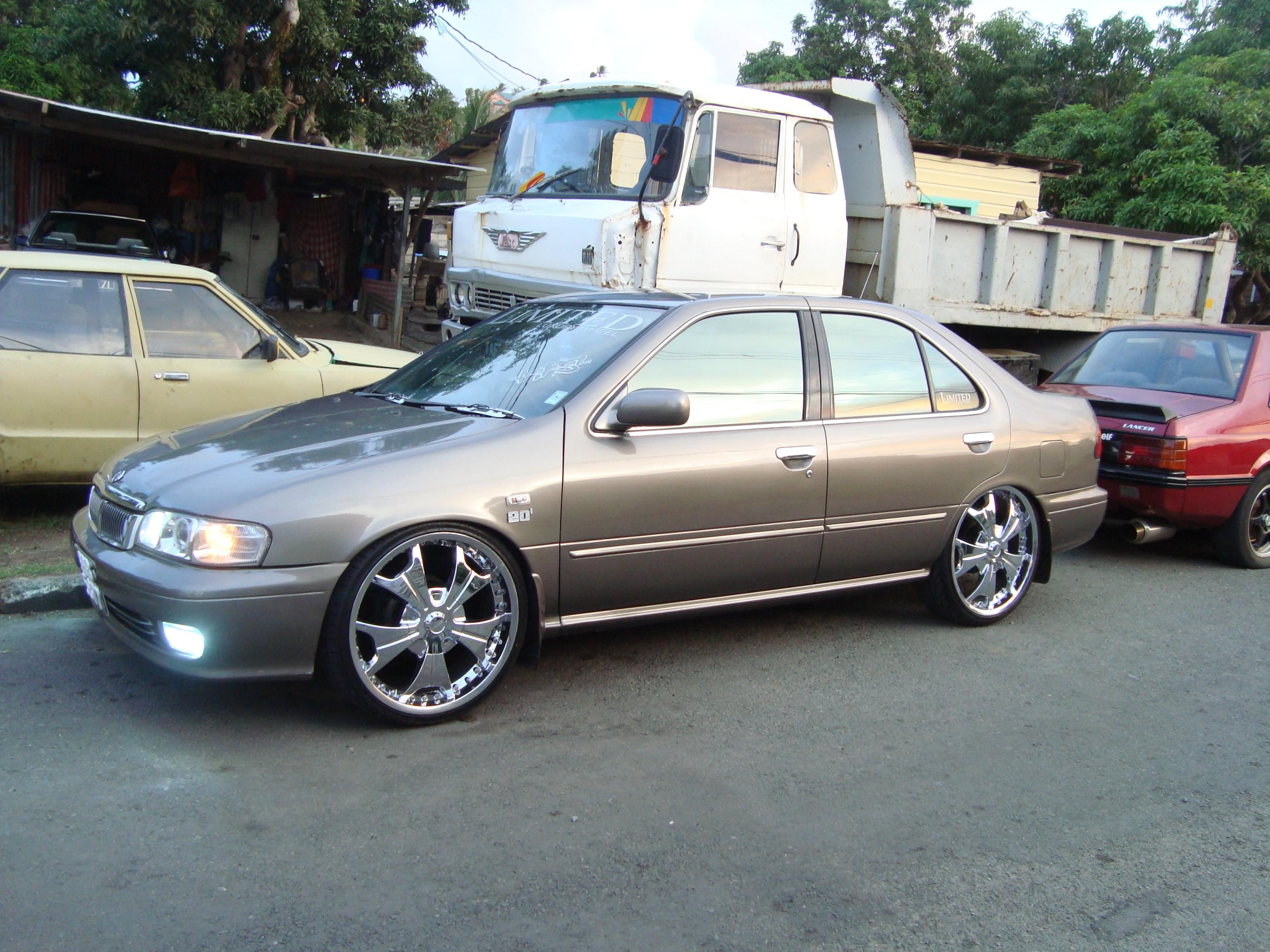 1995 Nissan Sunny B14 Pictures Information And Specs