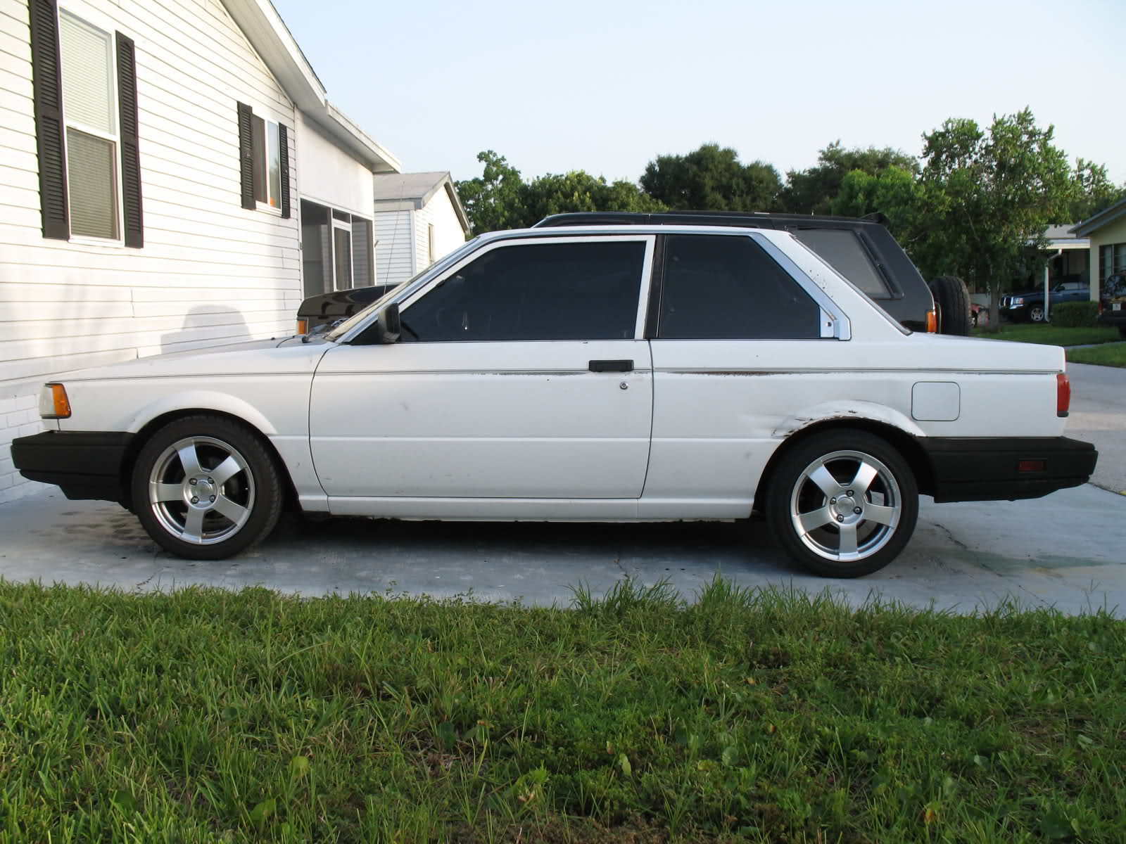 1990 Nissan Sunny Ii Coupe B12 Pictures Information
