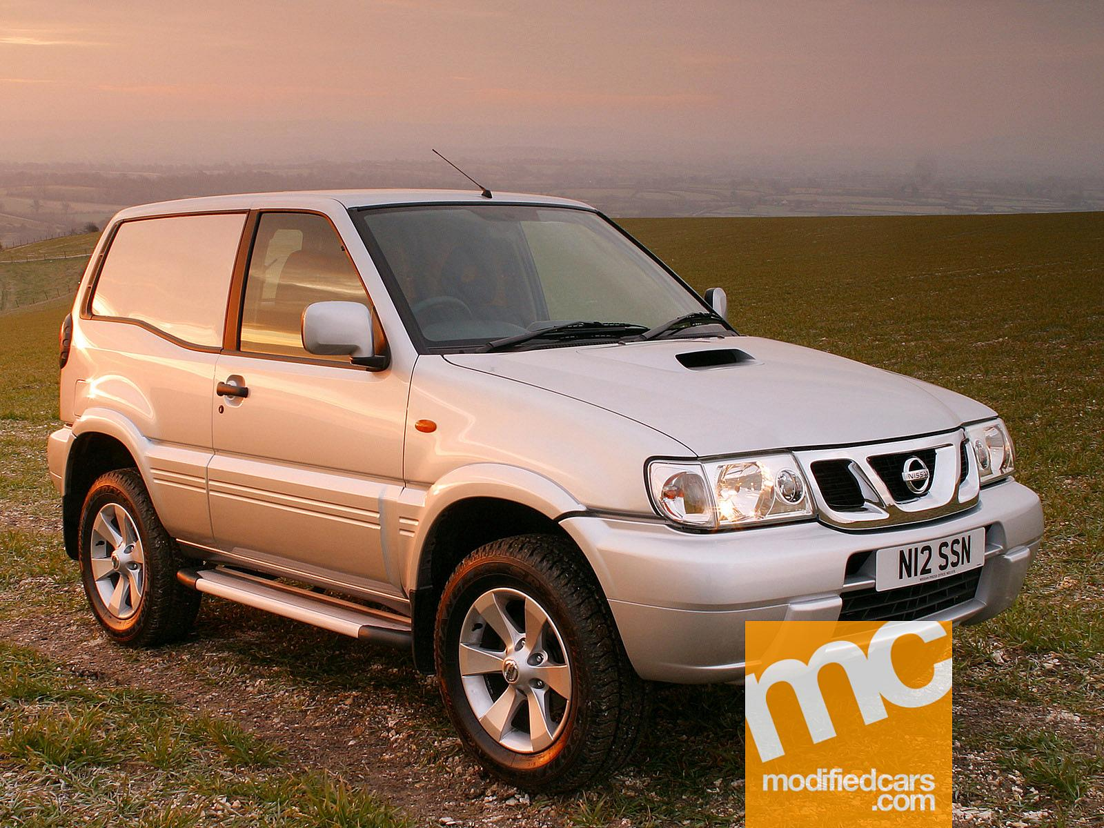 1996 Nissan Terrano Ii R20 Pictures Information And