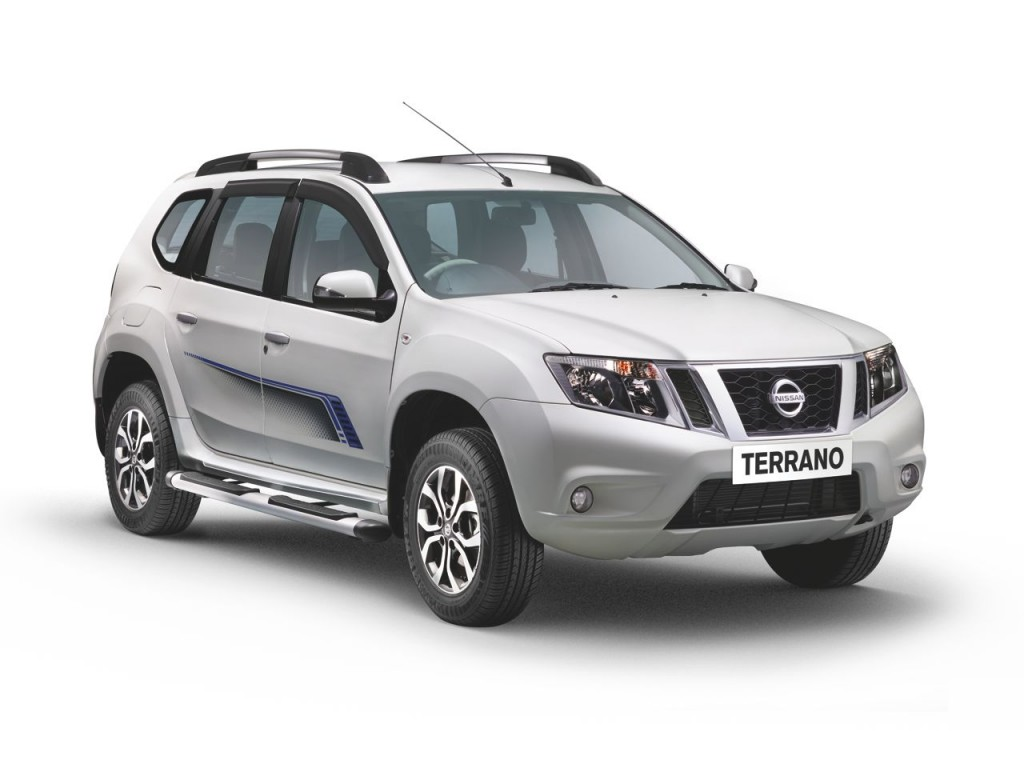 nissan terrano pictures #3