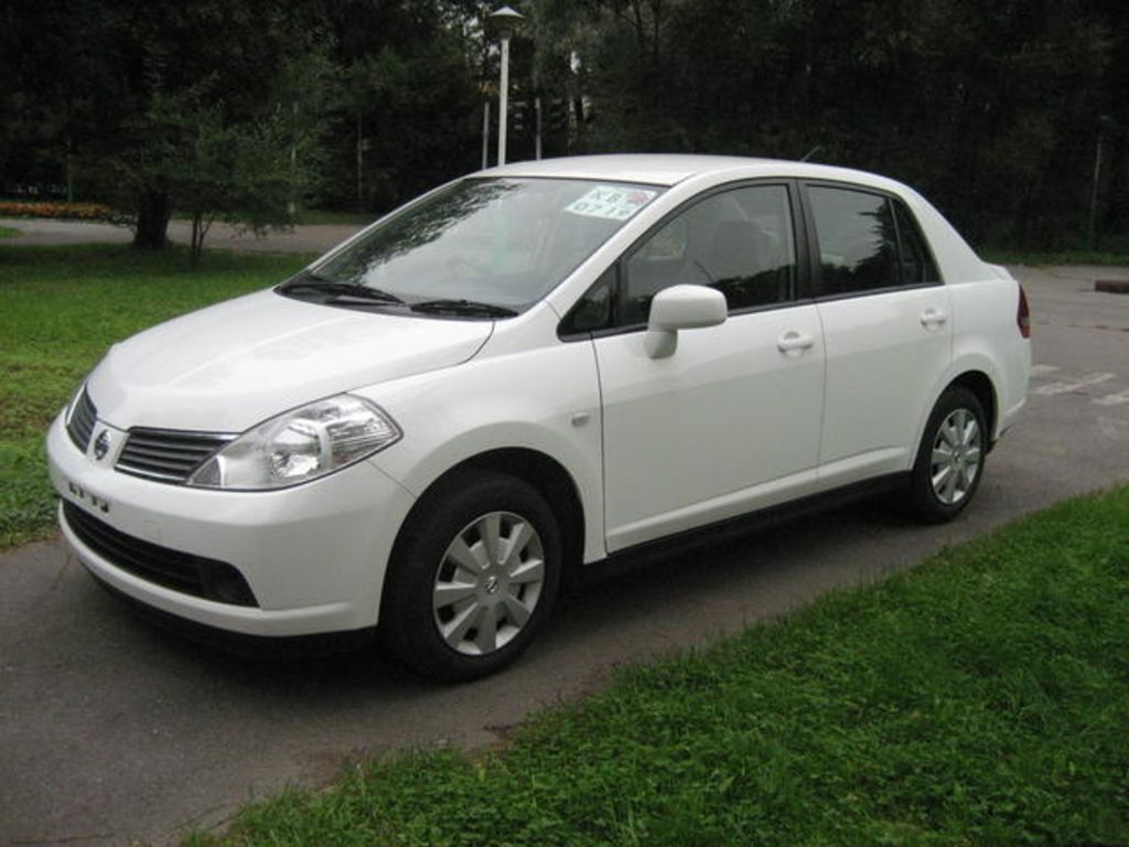 2005 Nissan Tiida Pictures Information And Specs Latio Wiring Diagram Images 5