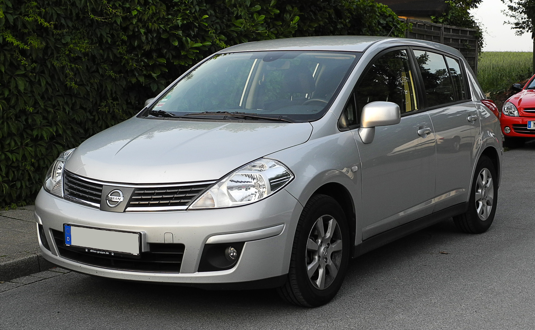 2011 Nissan Tiida Pictures Information And Specs Auto