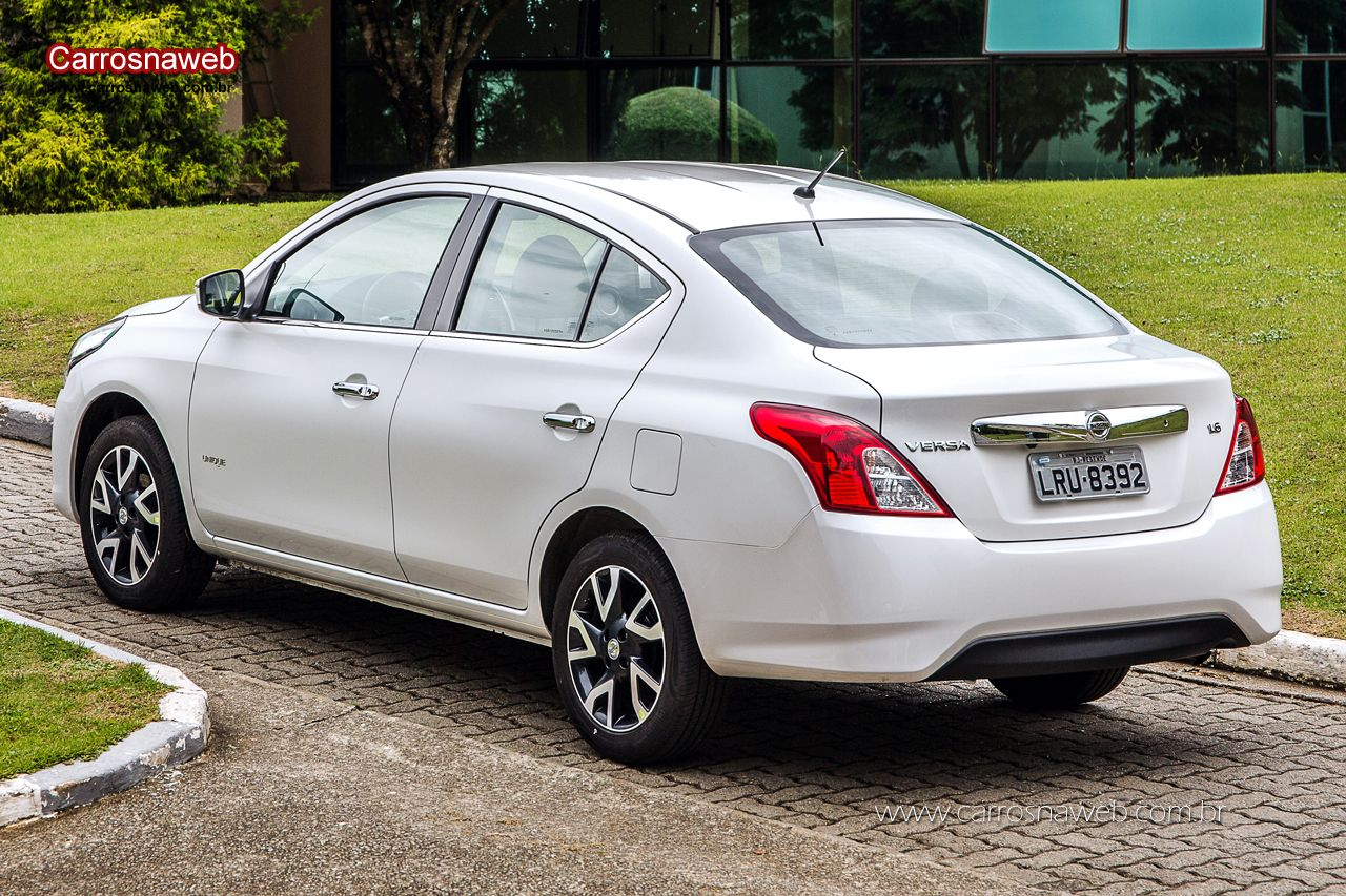 2016 Nissan Versa Pictures Information And Specs Auto