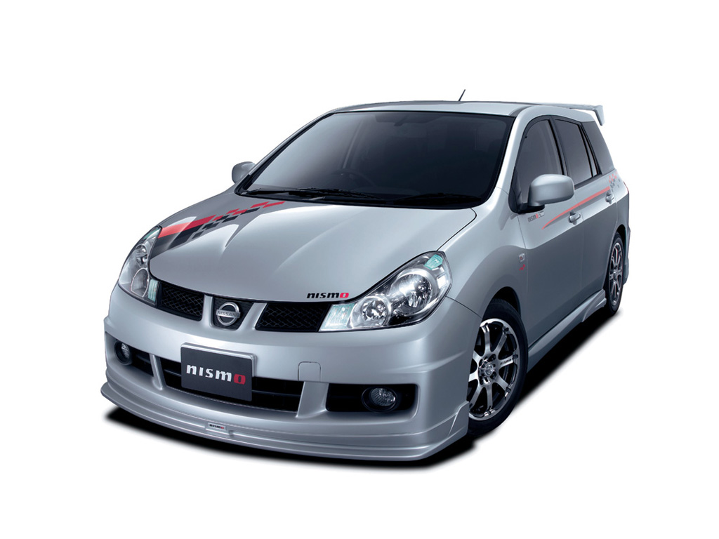 nissan wingroad images #11