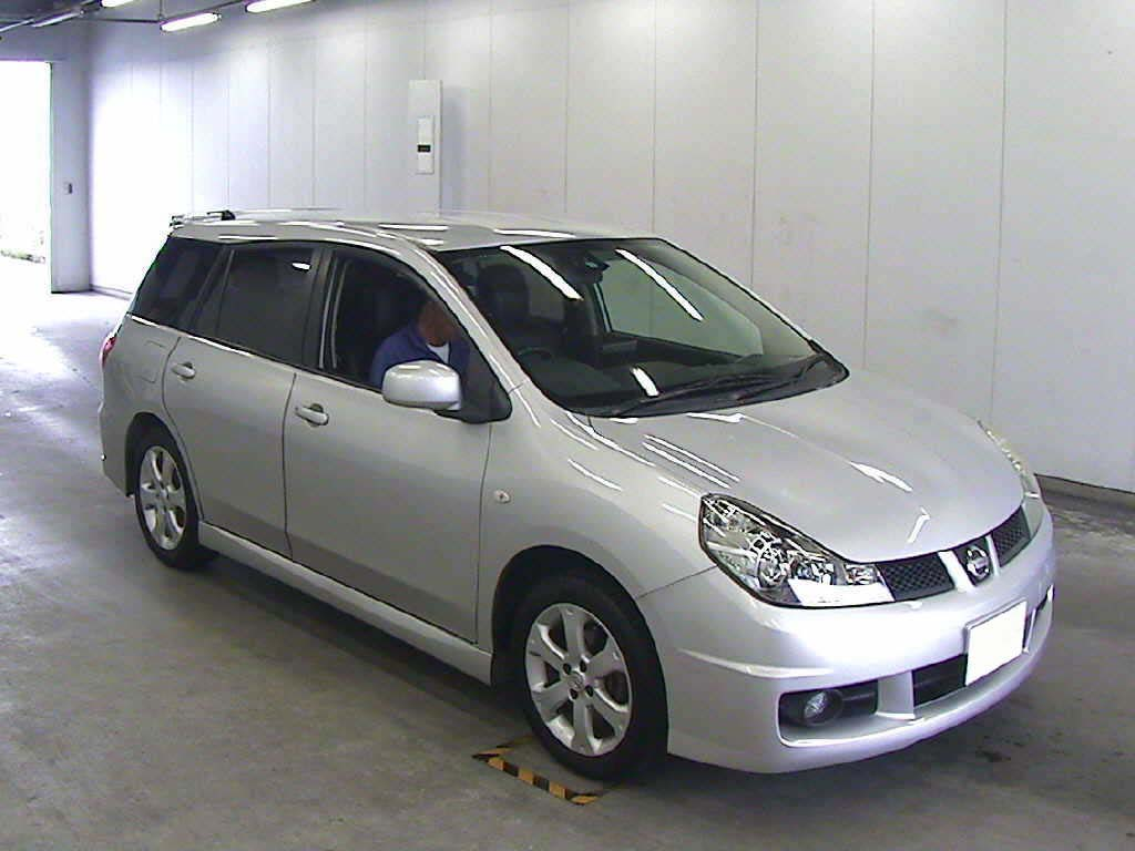 2000 Nissan Wingroad (y11/y12) – pictures, information and ...