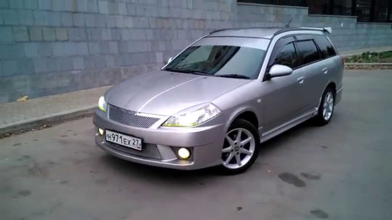 nissan wingroad yy pictures information  specs auto databasecom