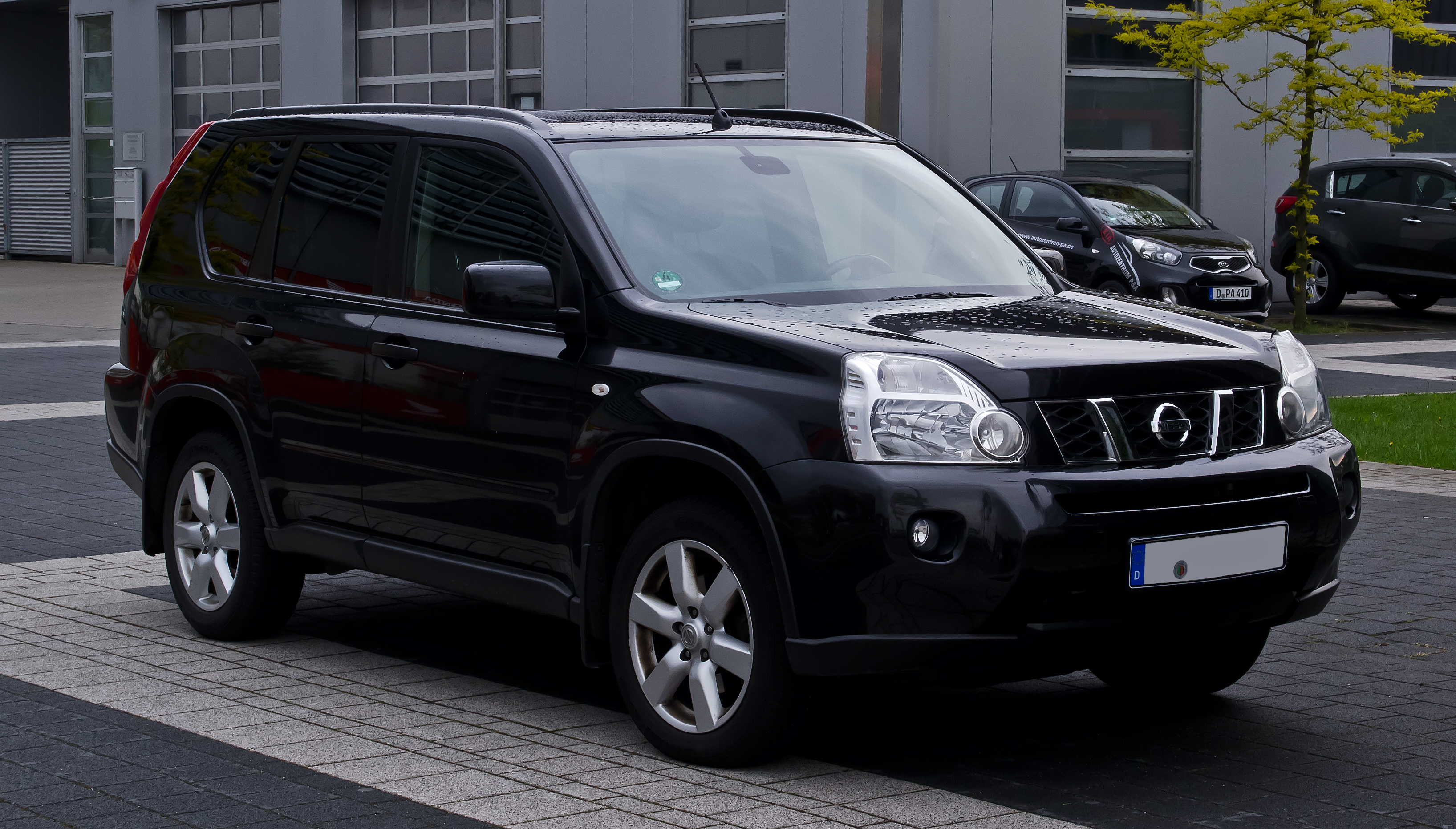 2008 nissan x trail 2 pictures information and specs. Black Bedroom Furniture Sets. Home Design Ideas