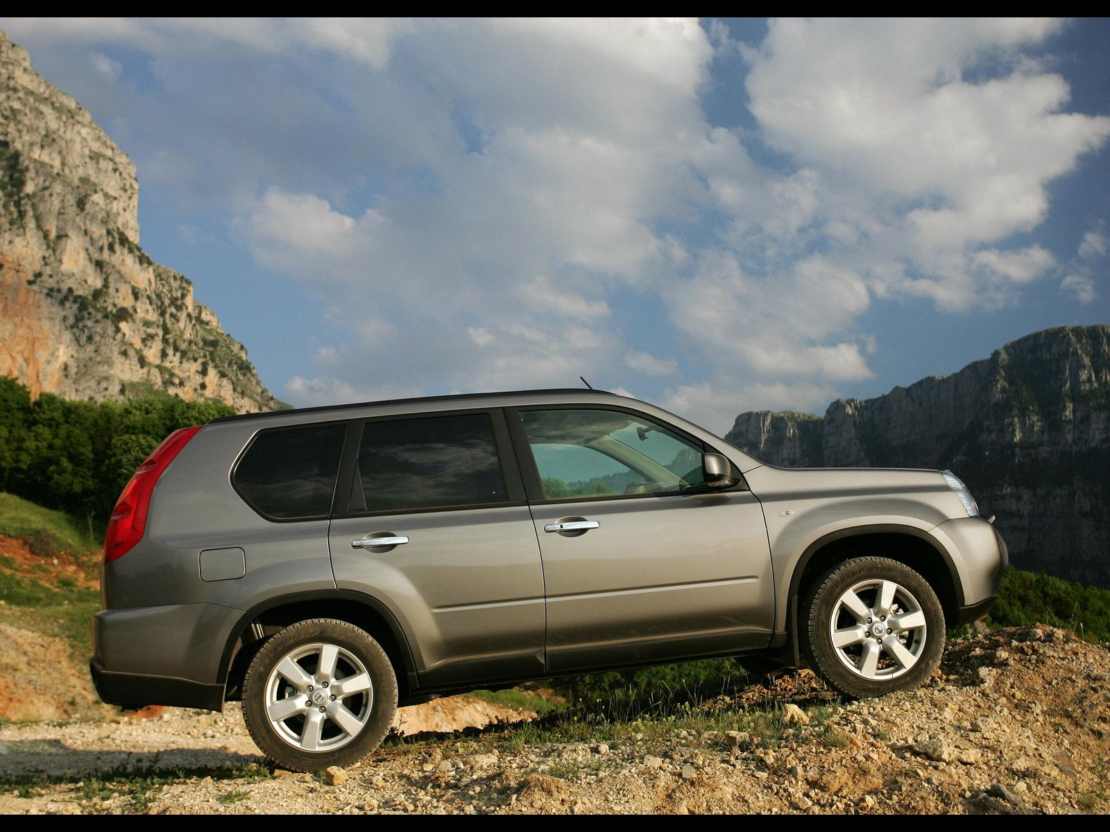 2008 nissan x trail 2 pictures information and specs auto. Black Bedroom Furniture Sets. Home Design Ideas