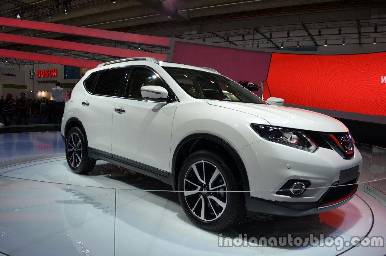 2014 nissan x trail 2 pictures information and specs auto. Black Bedroom Furniture Sets. Home Design Ideas
