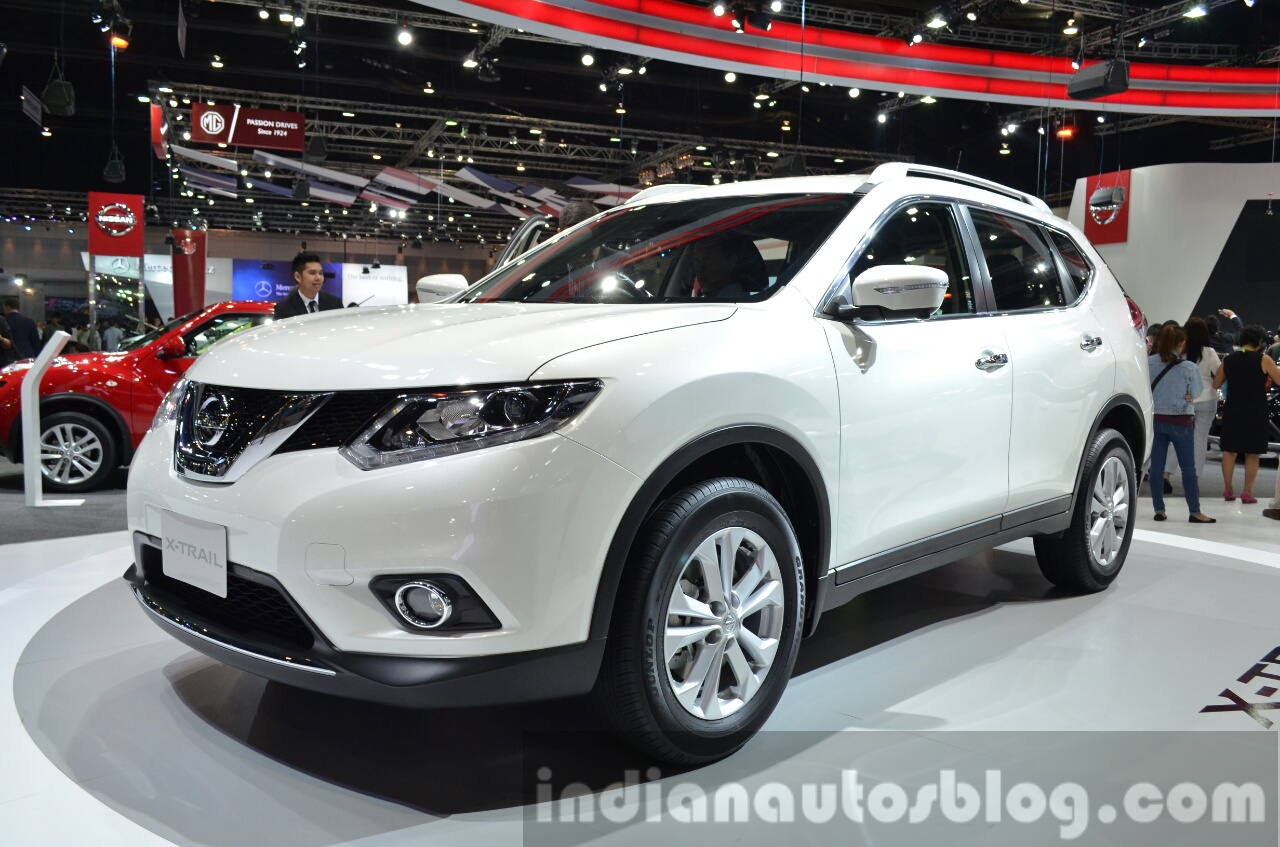 2015 Nissan X-trail 2 – pictures, information and specs ...