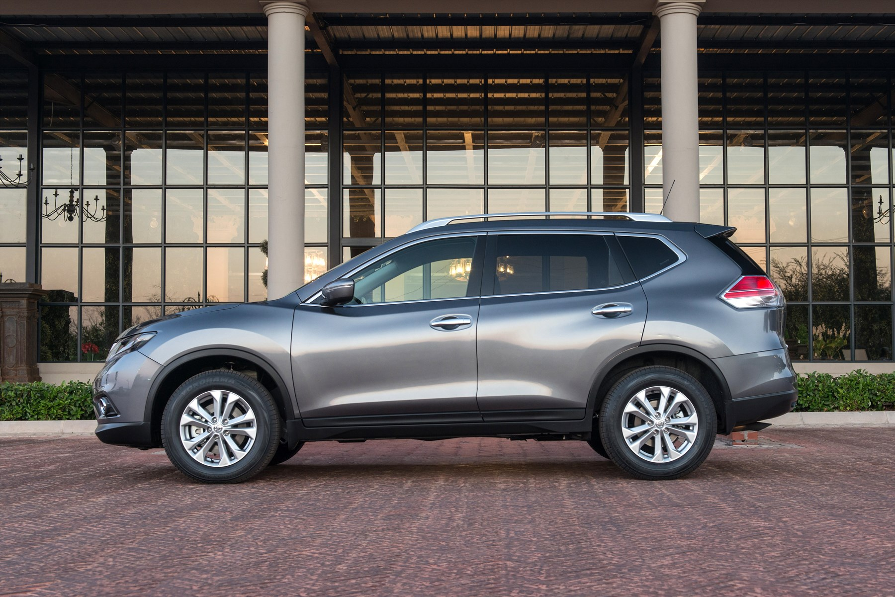 nissan x-trail 2 2015 pictures