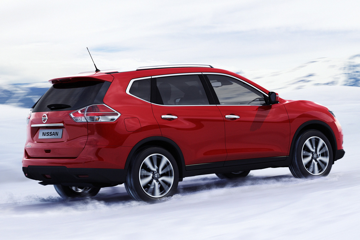 2016 nissan x trail 2 pictures information and specs auto. Black Bedroom Furniture Sets. Home Design Ideas