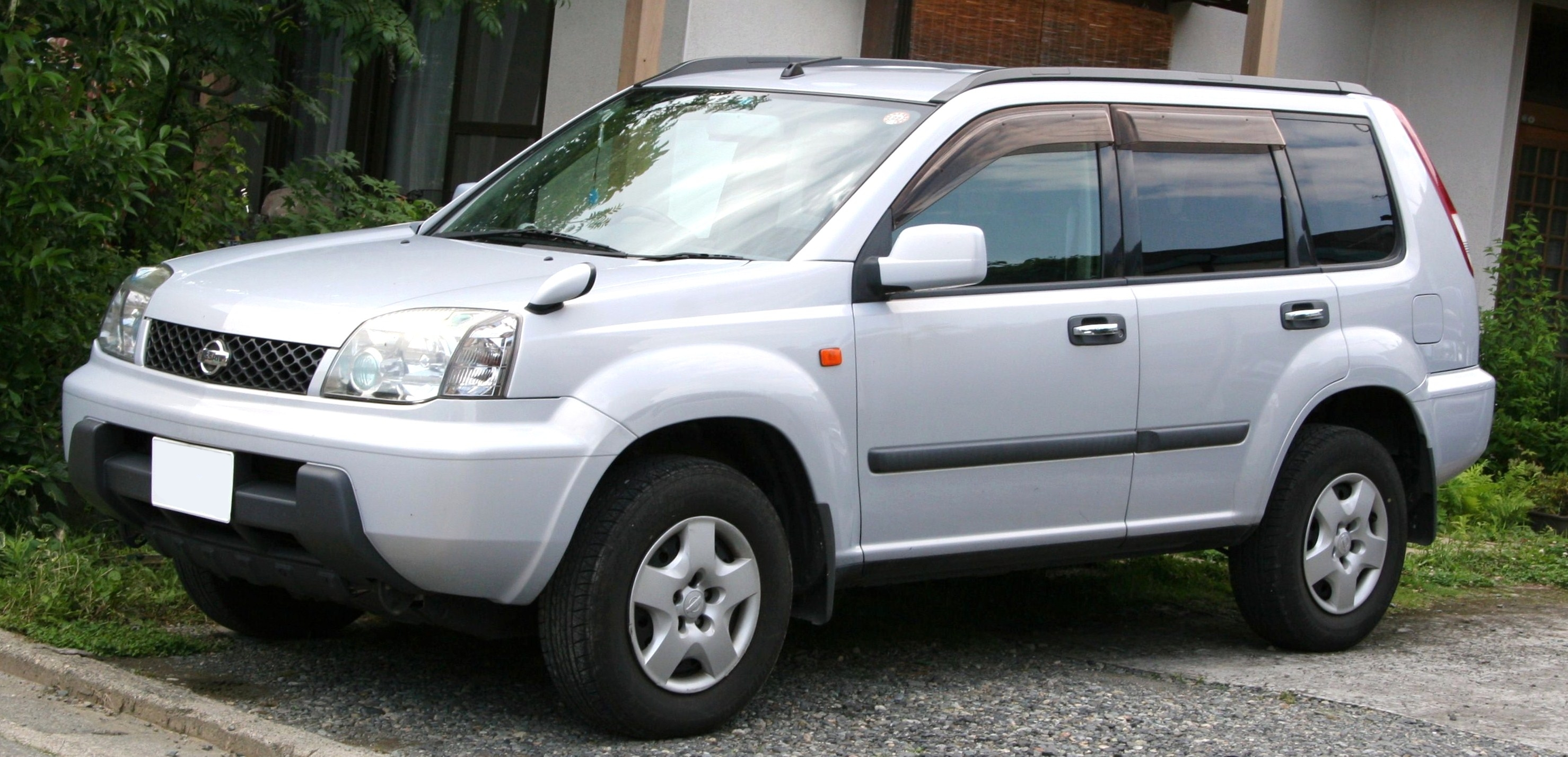 2003 Nissan X Trail Pictures Information And Specs Auto Database Com