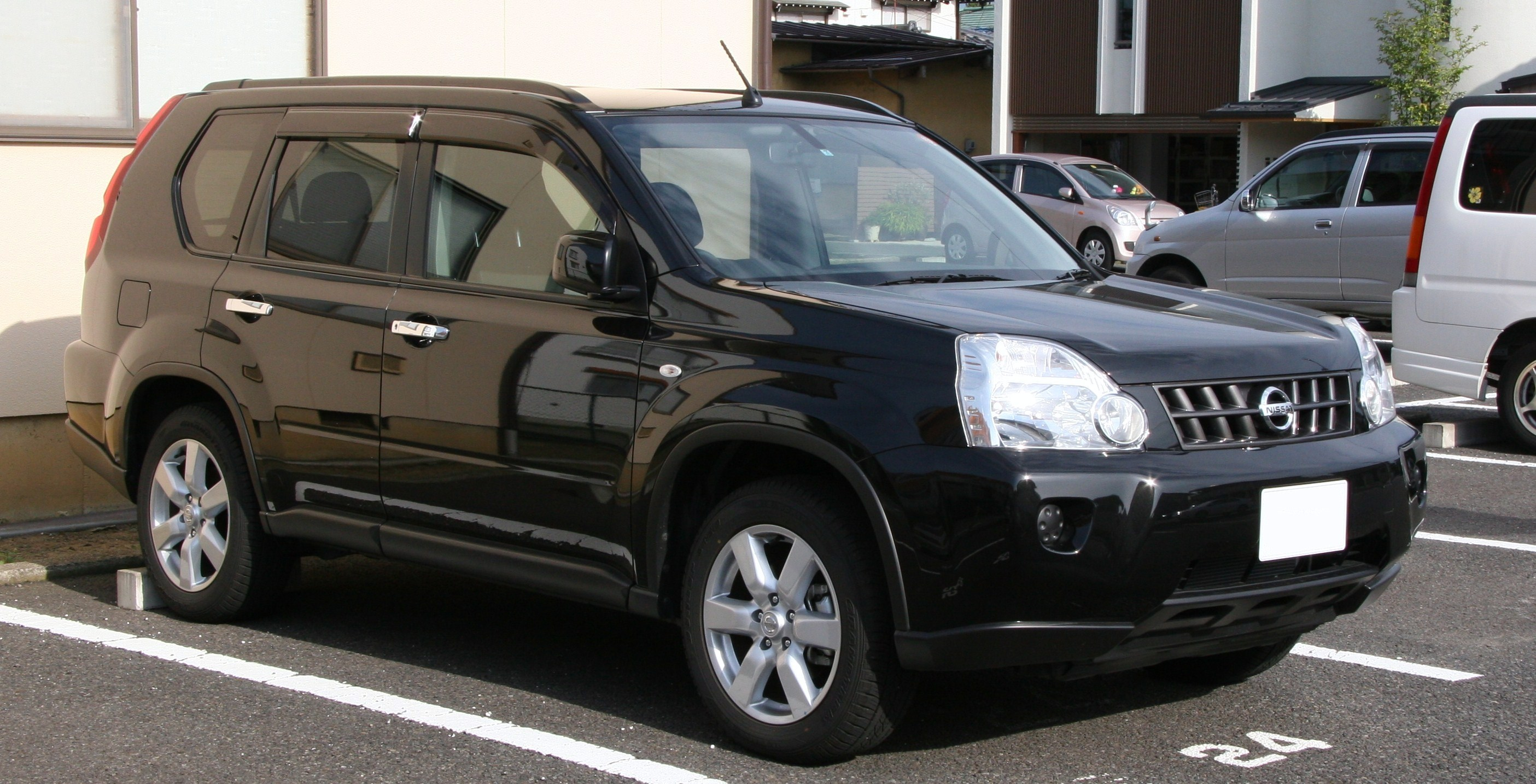 nissan x-trail 2003 pictures