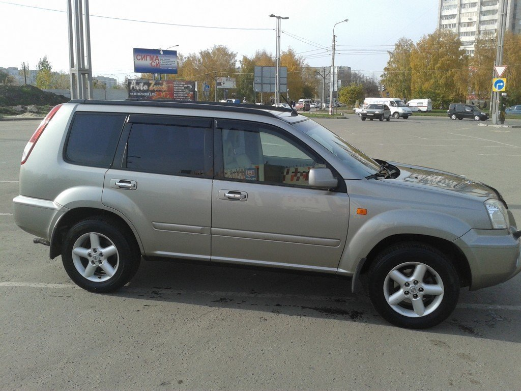 2003 nissan x trail pictures information and specs auto. Black Bedroom Furniture Sets. Home Design Ideas