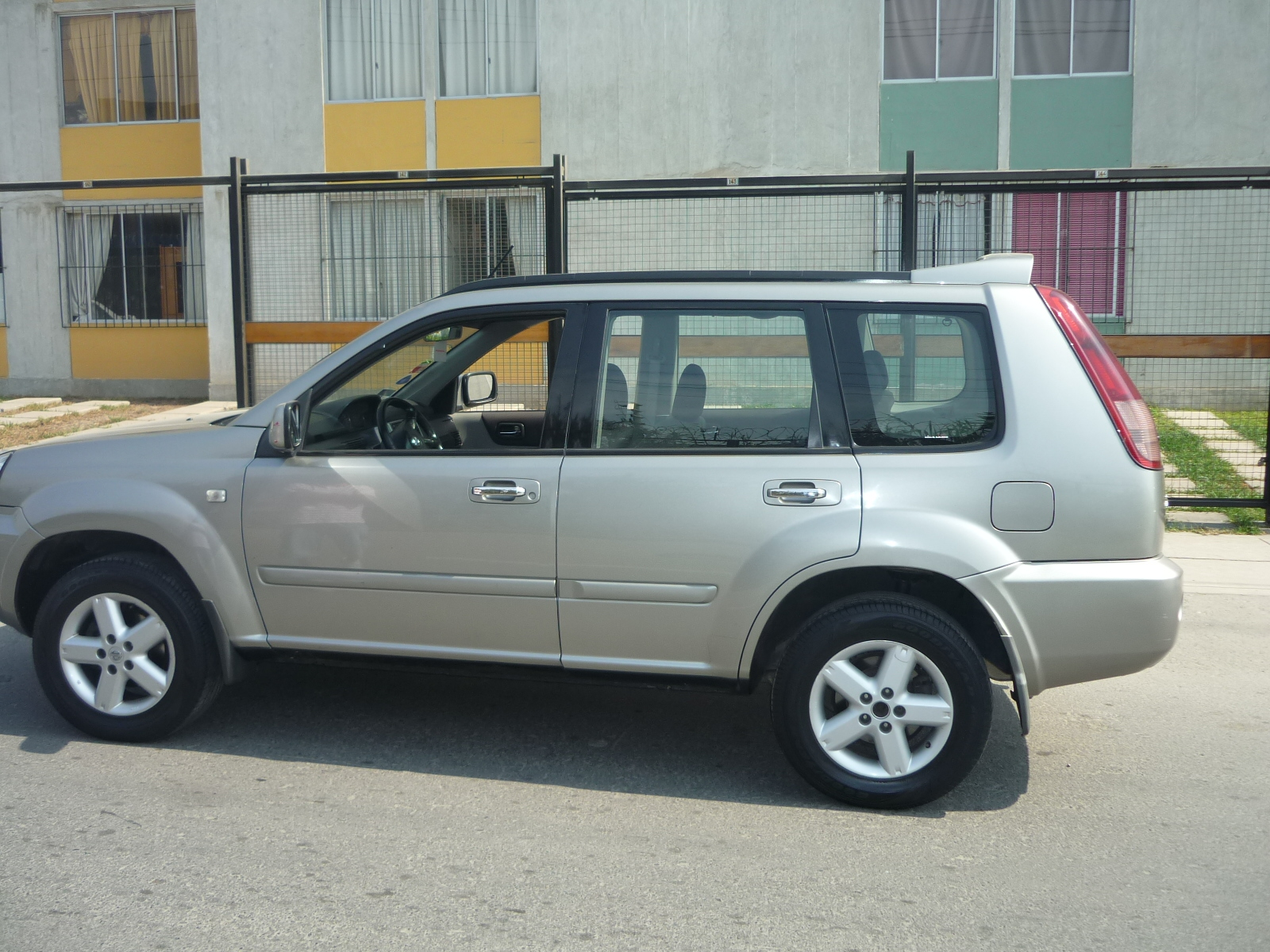 Nissan X Trail 2007 >> 2004 Nissan X-trail – pictures, information and specs - Auto-Database.com