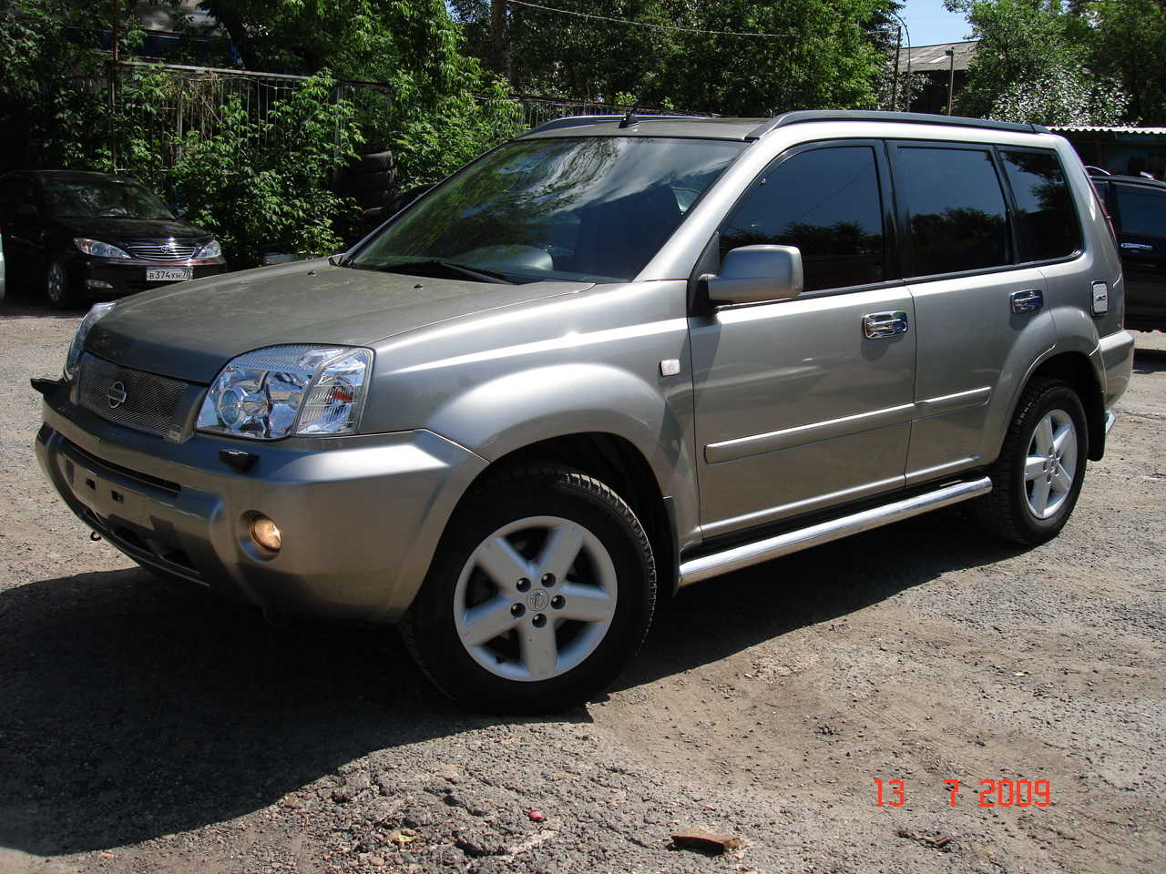 2005 nissan x trail pictures information and specs. Black Bedroom Furniture Sets. Home Design Ideas