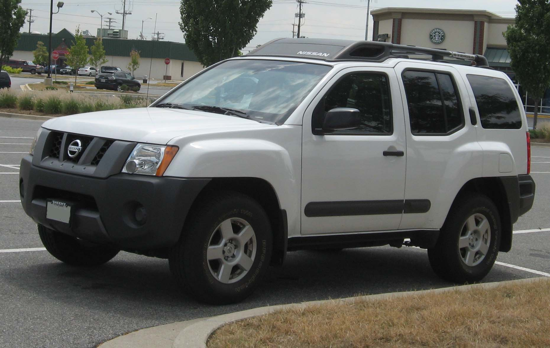 2006 nissan xterra ii n50 pictures information and specs auto. Black Bedroom Furniture Sets. Home Design Ideas