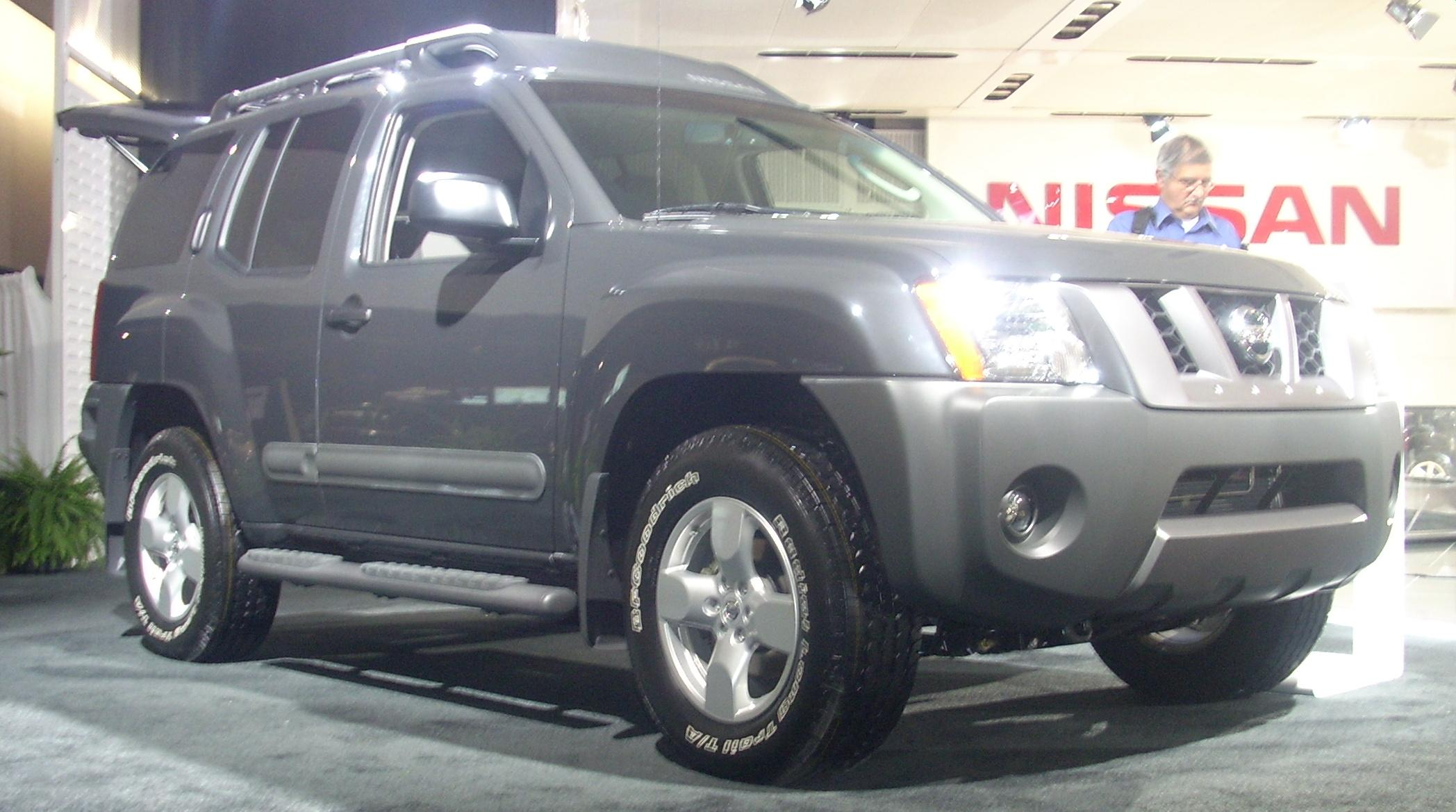 2008 Nissan Xterra Ii N50 Pictures Information And