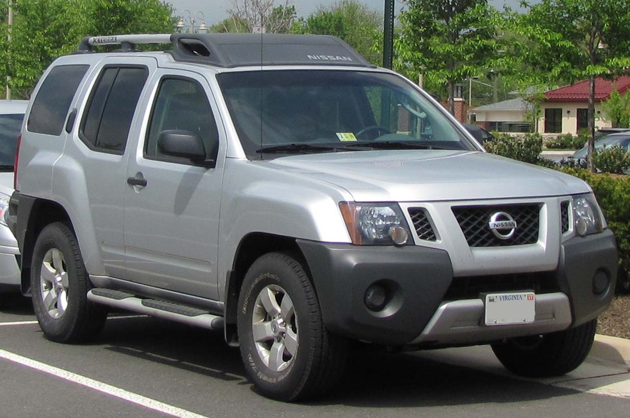 2008 Nissan Xterra ii n50 – pictures information and