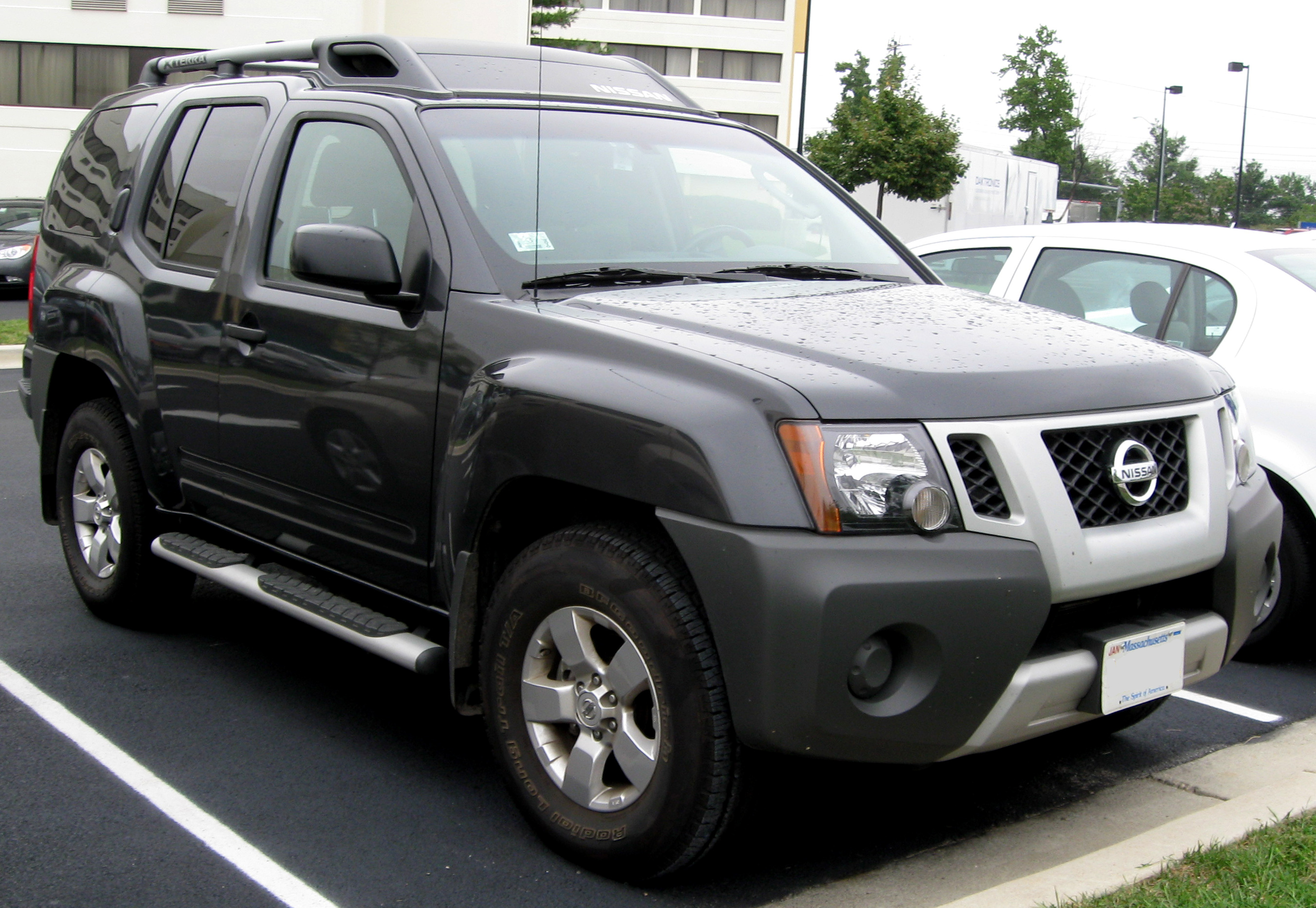 2012 Nissan Xterra Ii N50 Pictures Information And
