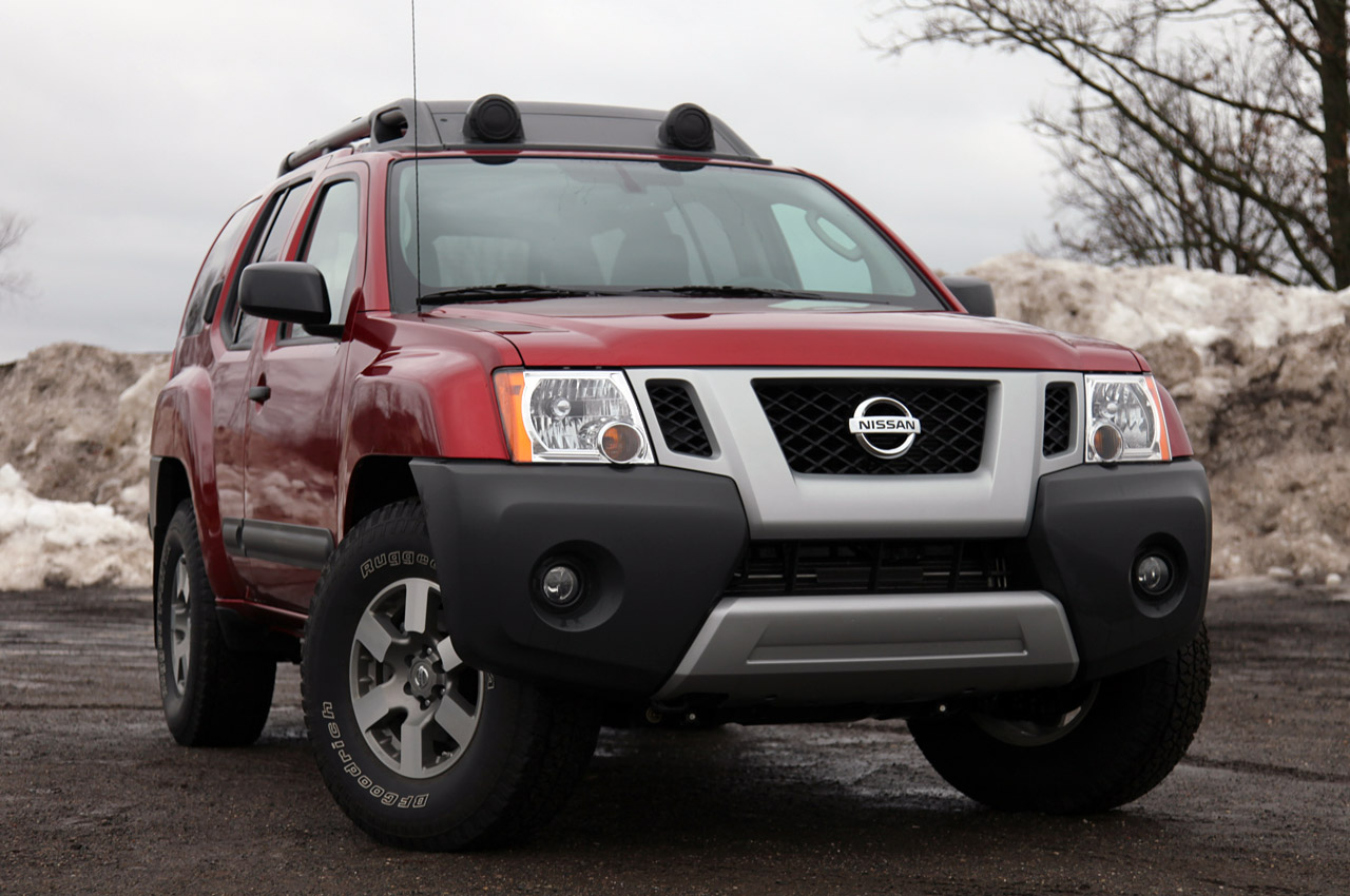 2013 nissan xterra ii n50 pictures information and specs nissan xterra ii n50 2013 pics 10 vanachro Choice Image