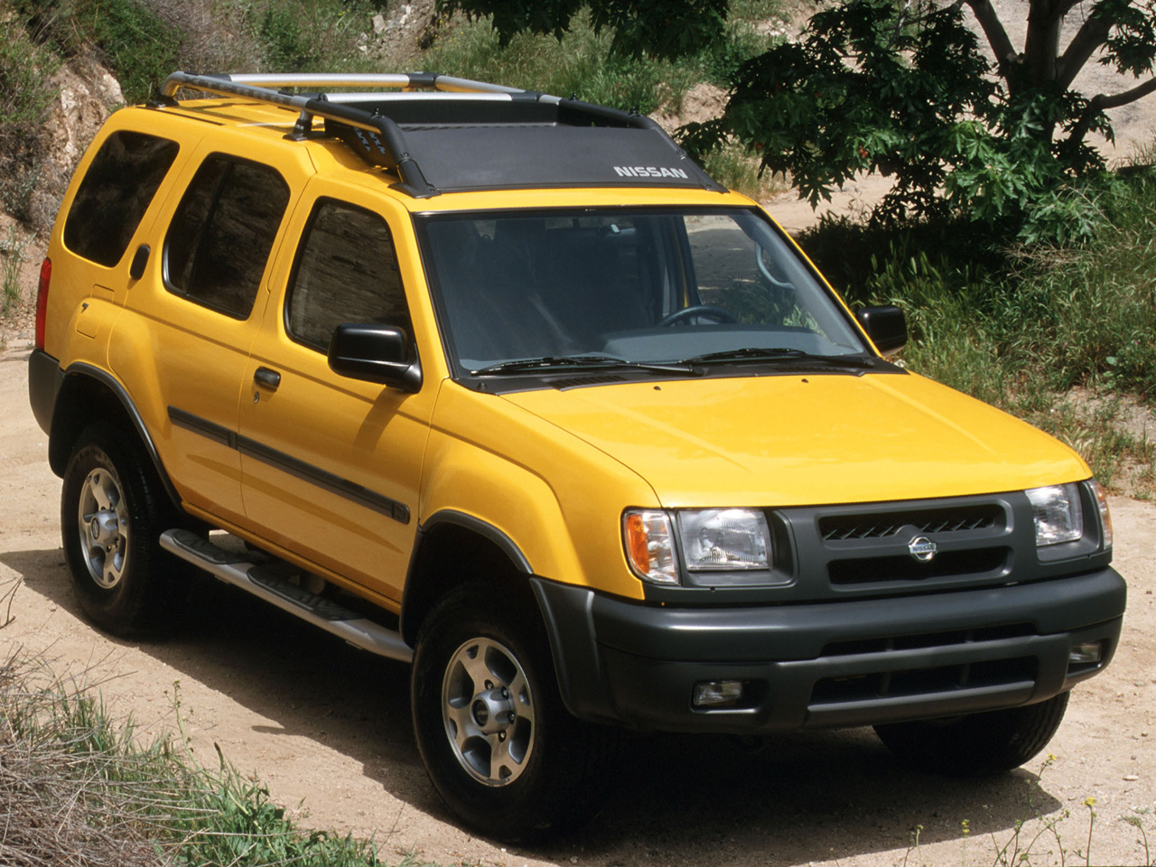 2002 Nissan Xterra wd22 – pictures information and